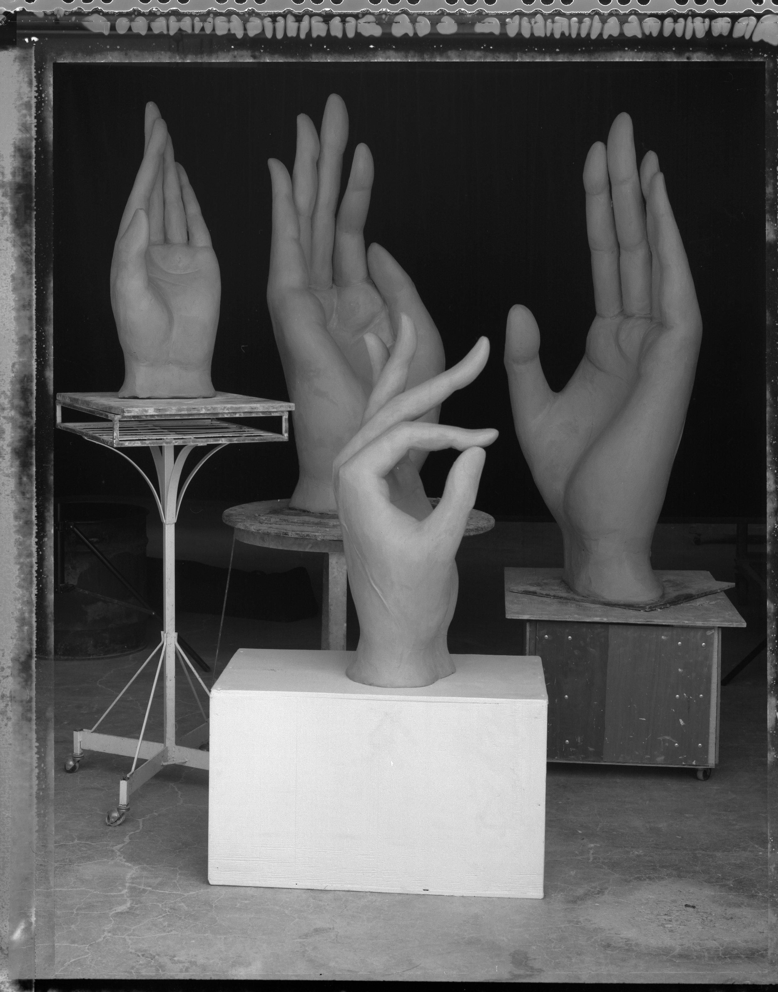Hands (in progress)