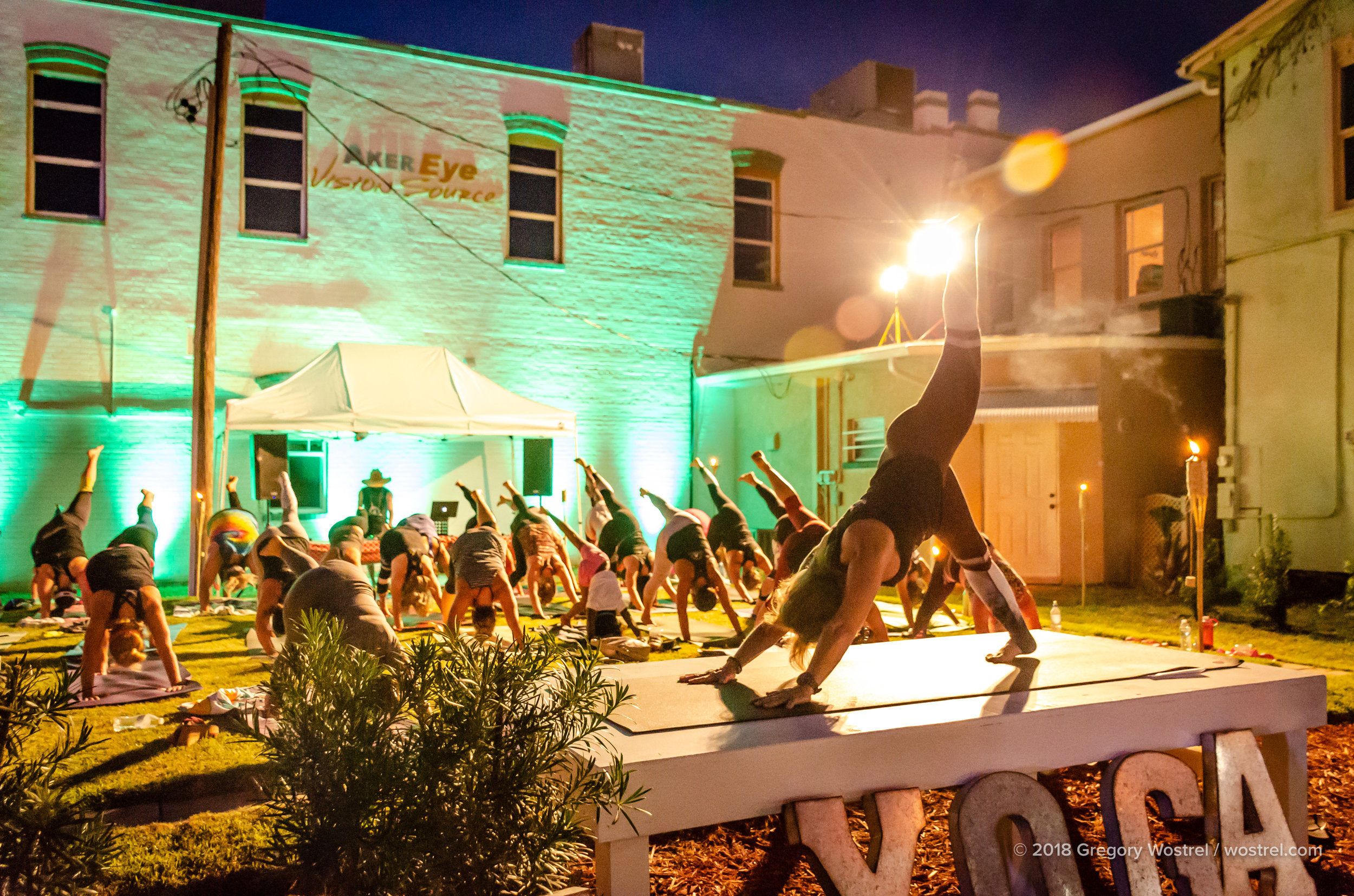 The Titusville Yoga Loft  - Titusville Yoga Loft Community Garden 9.jpg