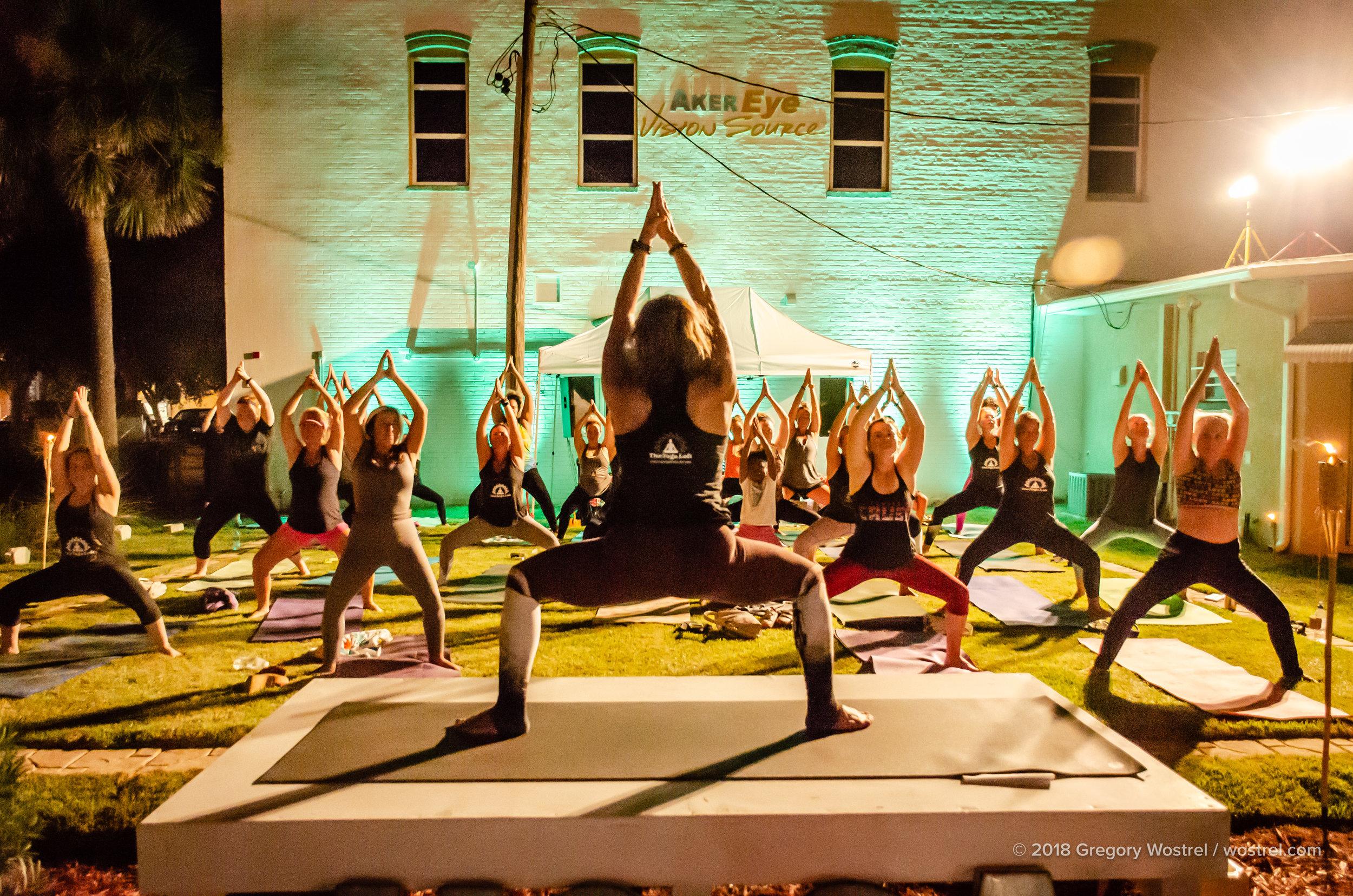 The Titusville Yoga Loft  - Titusville Yoga Loft Community Garden 8.jpg