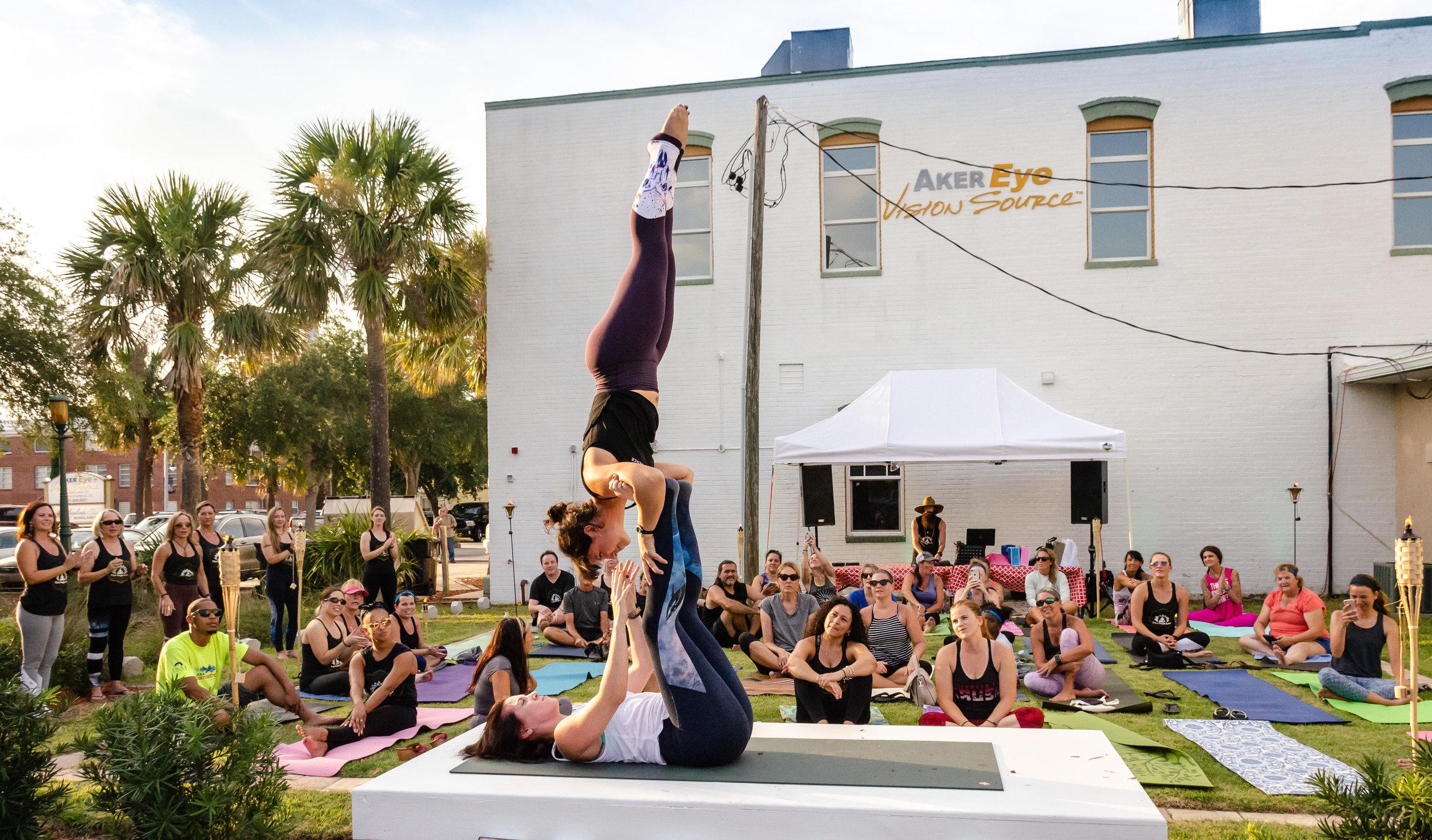 The Titusville Yoga Loft  - Titusville Yoga Loft Community Garden 1.jpg