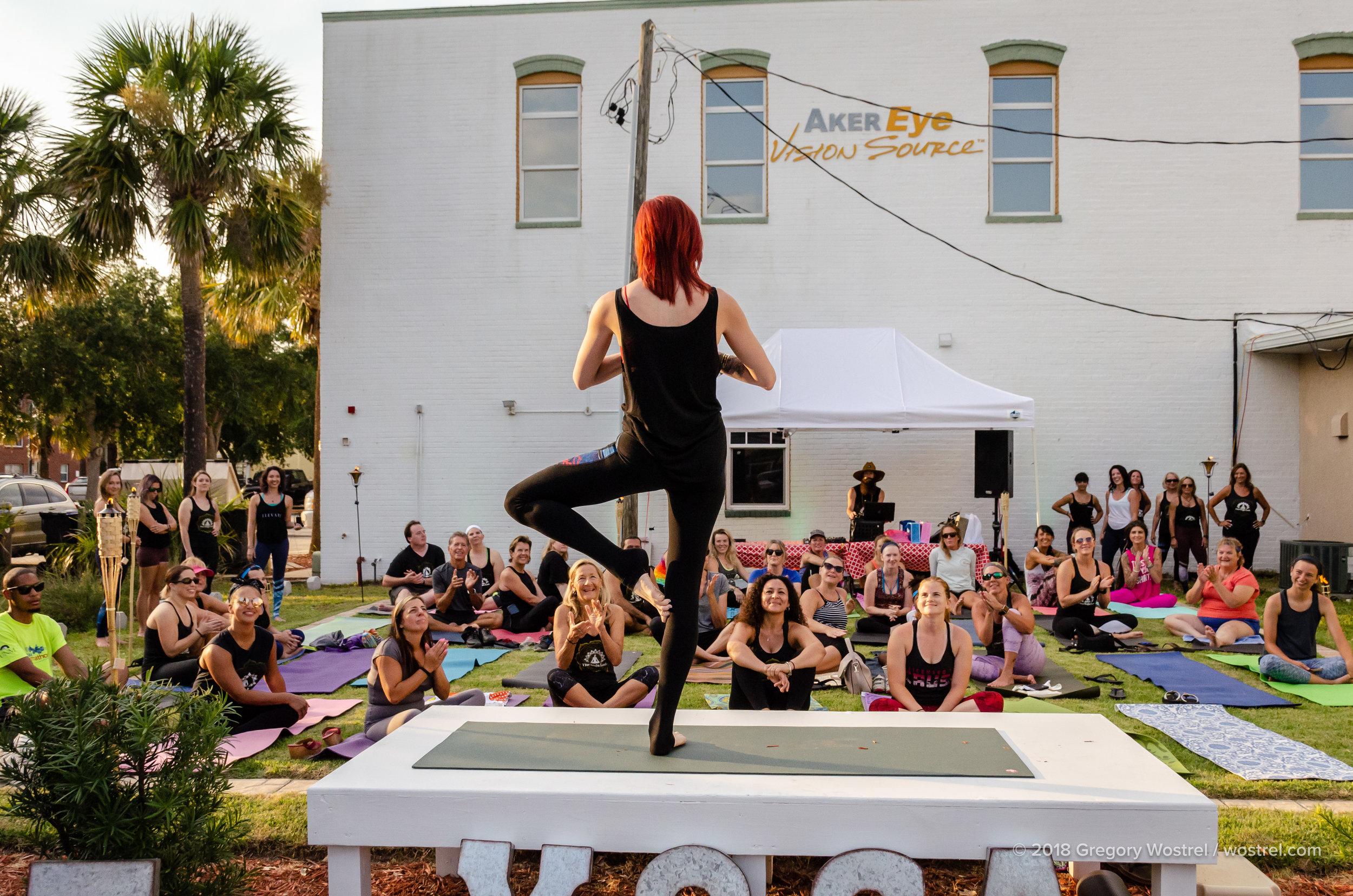 The Titusville Yoga Loft  - Titusville Yoga Loft Community Garden 2.jpg