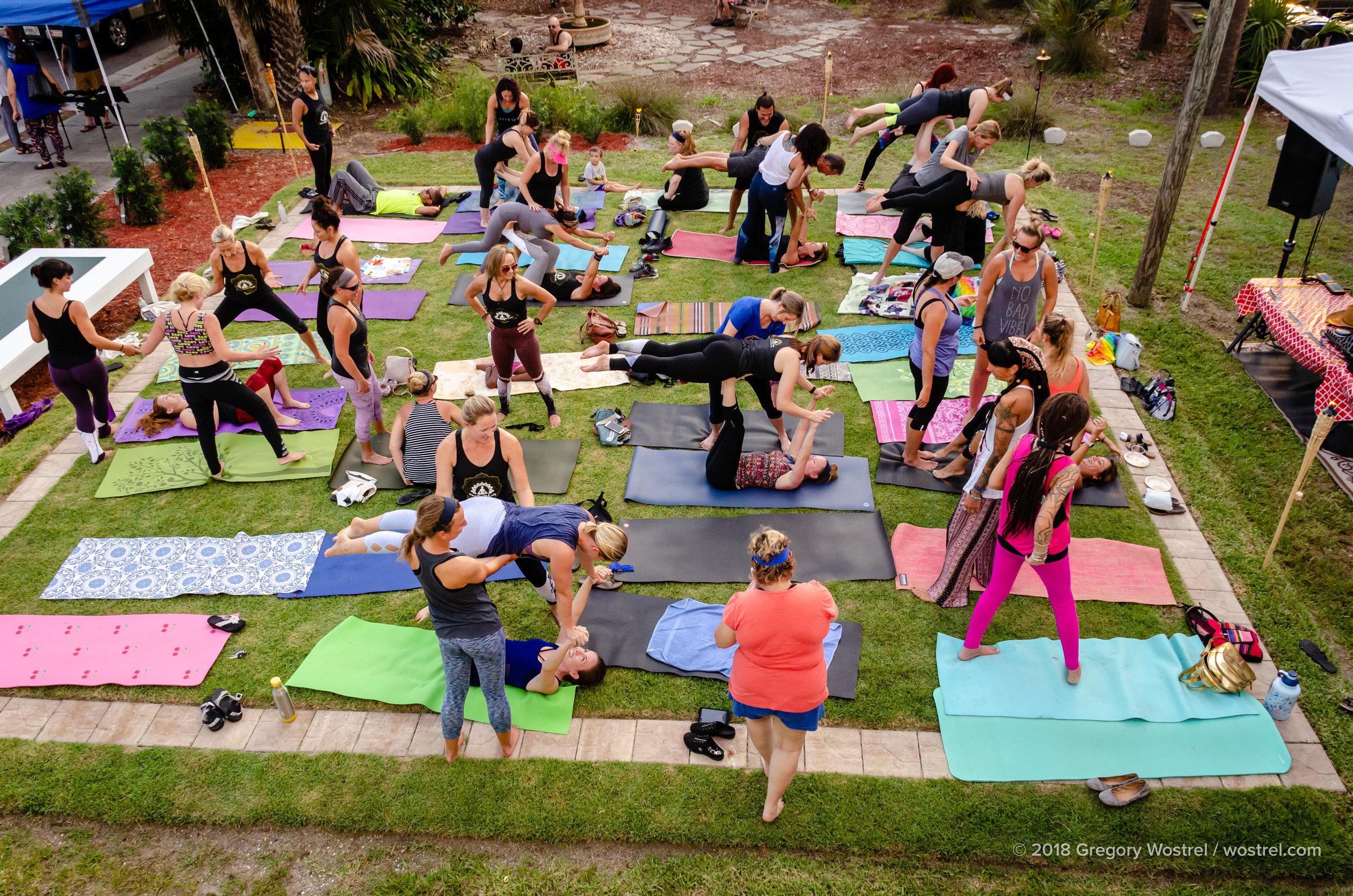 The Titusville Yoga Loft  - Titusville Yoga Loft Community Garden 6.jpg