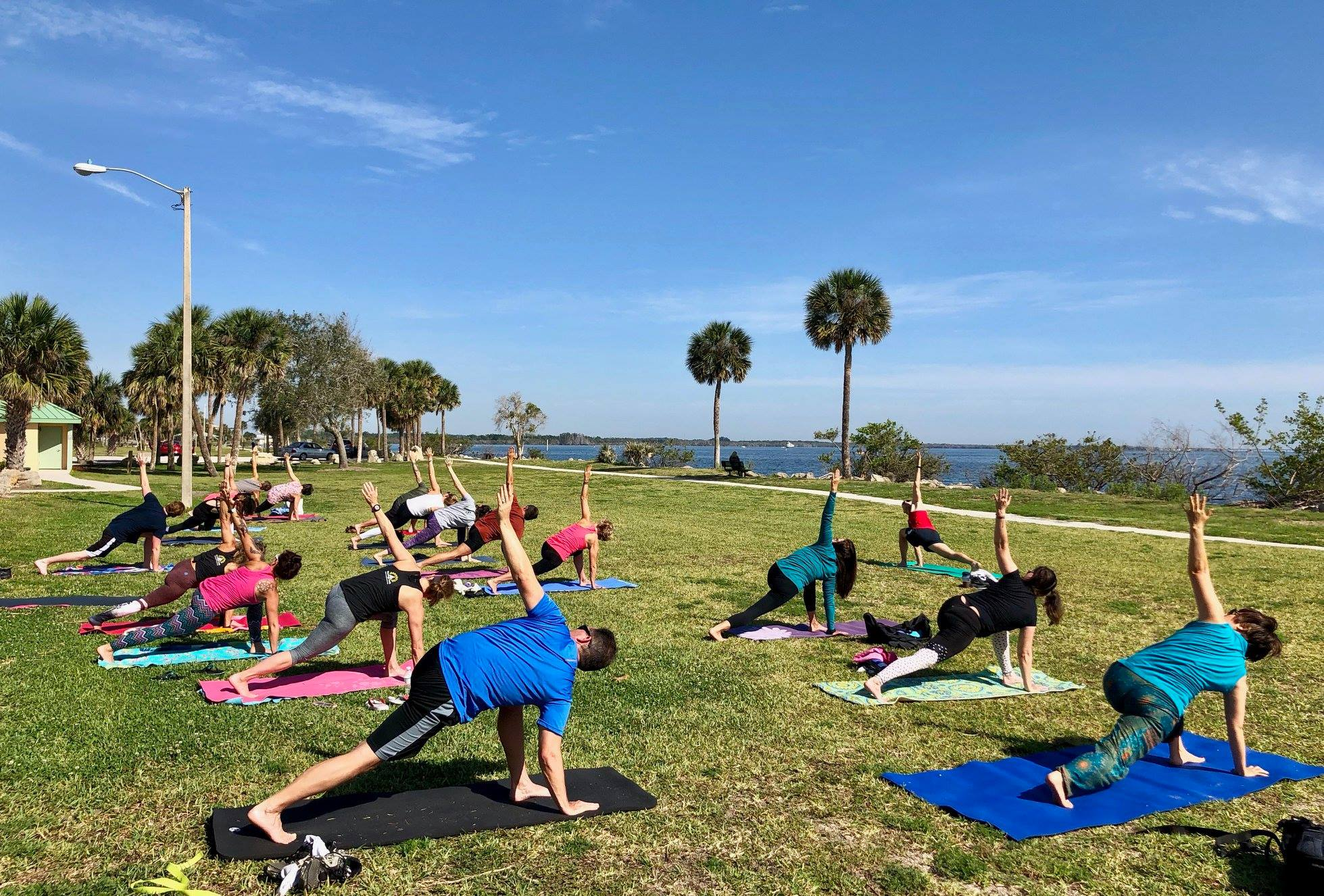 Titusville Yoga in the Park Sundays 9AM Sponsored by The Titusville Yoga Loft at Sand Point Park 101 N Washington Ave, Titusville, Florida 11.jpg