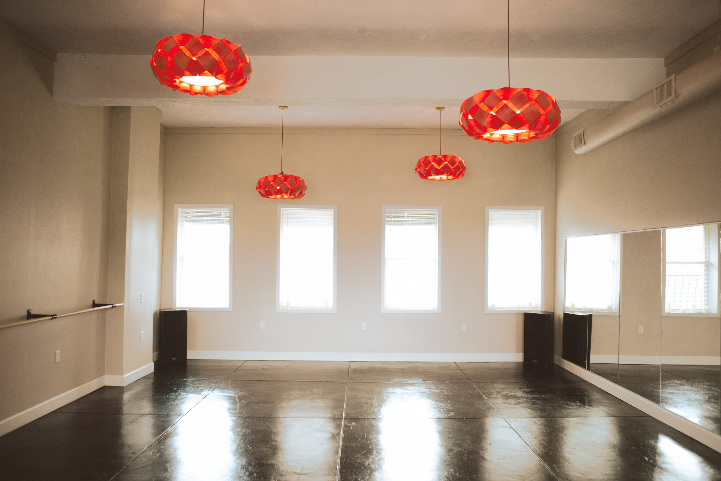 The Titusville Yoga Loft Studio in Downtown Titusville is available to rent for special events, birthdays, parties, art shows, receptions, graduations, showers, and any private events 3.jpeg