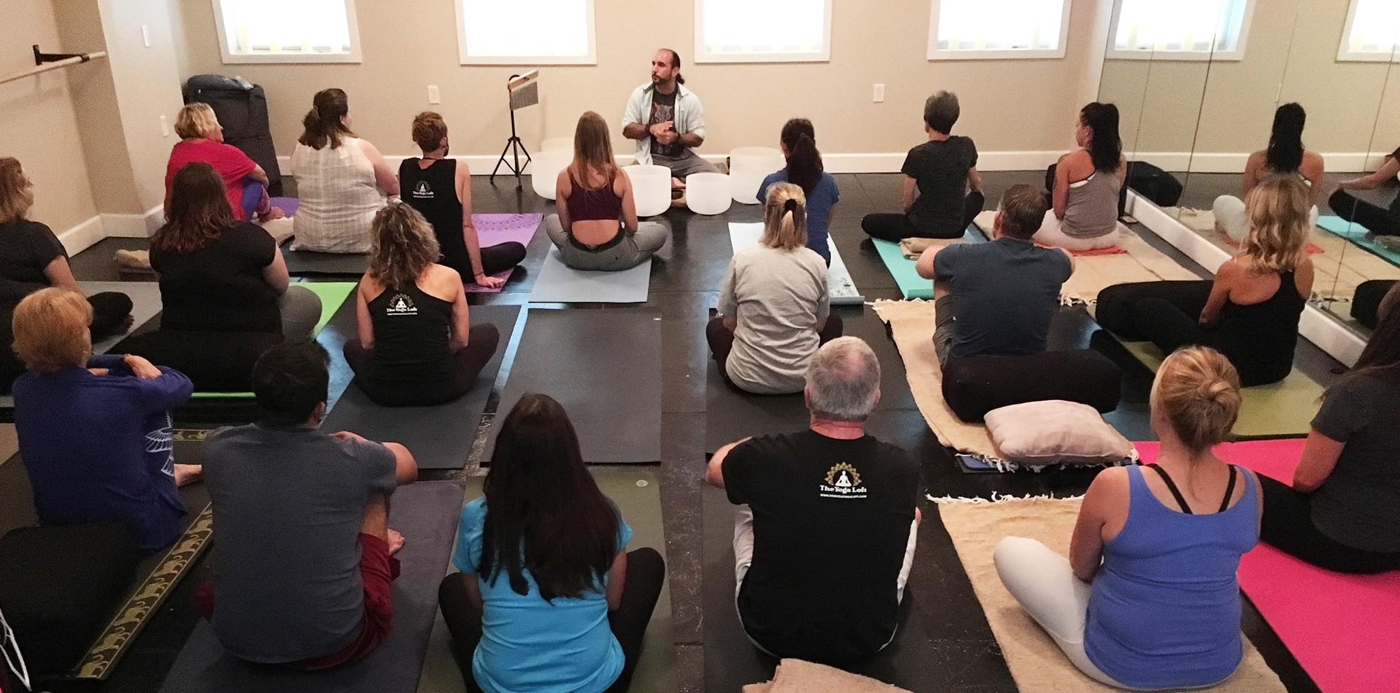 The Titusville Yoga Loft Studio in Downtown Titusville is availble to rent for special events, birthdays, parties, art shows, receptions, graduations, showers, and any private events 1.jpg