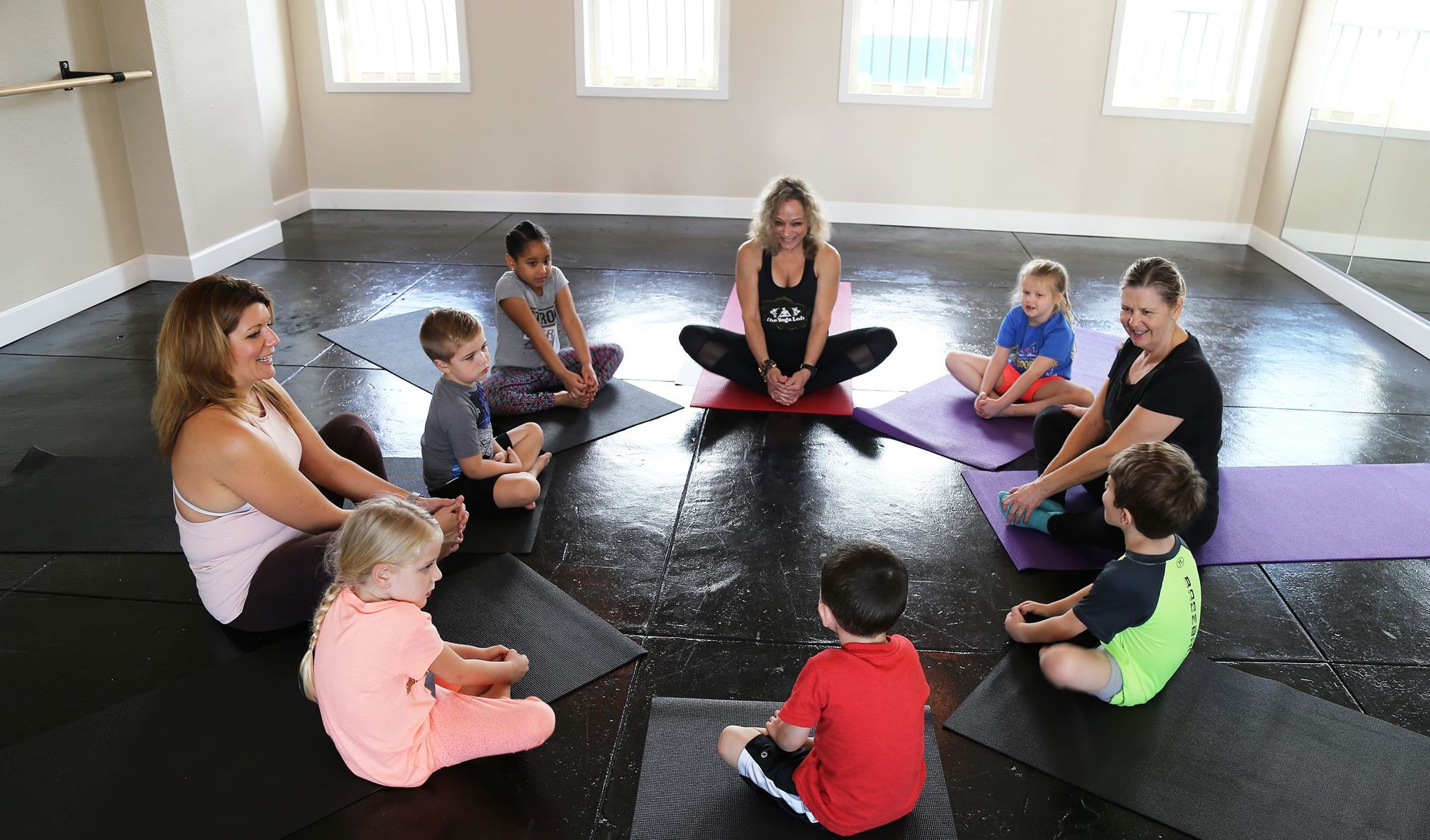 The Titusville Yoga Loft Studio in Downtown Titusville is availble to rent for special events, birthdays, parties, art shows, receptions, graduations, showers, and any private events 6.jpg