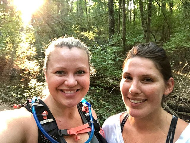 Today is my 27th anniversary of living with diabetes. Thanks for joining me on the trails to celebrate living well  @crystallunenschloss_rd. So thankful for all of the love and support from family, friends and healthcare providers in this lifetime. #type1diabetes #diabetes #diaversary