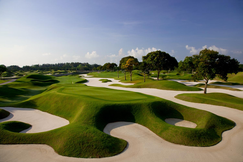 Laguna National golf course