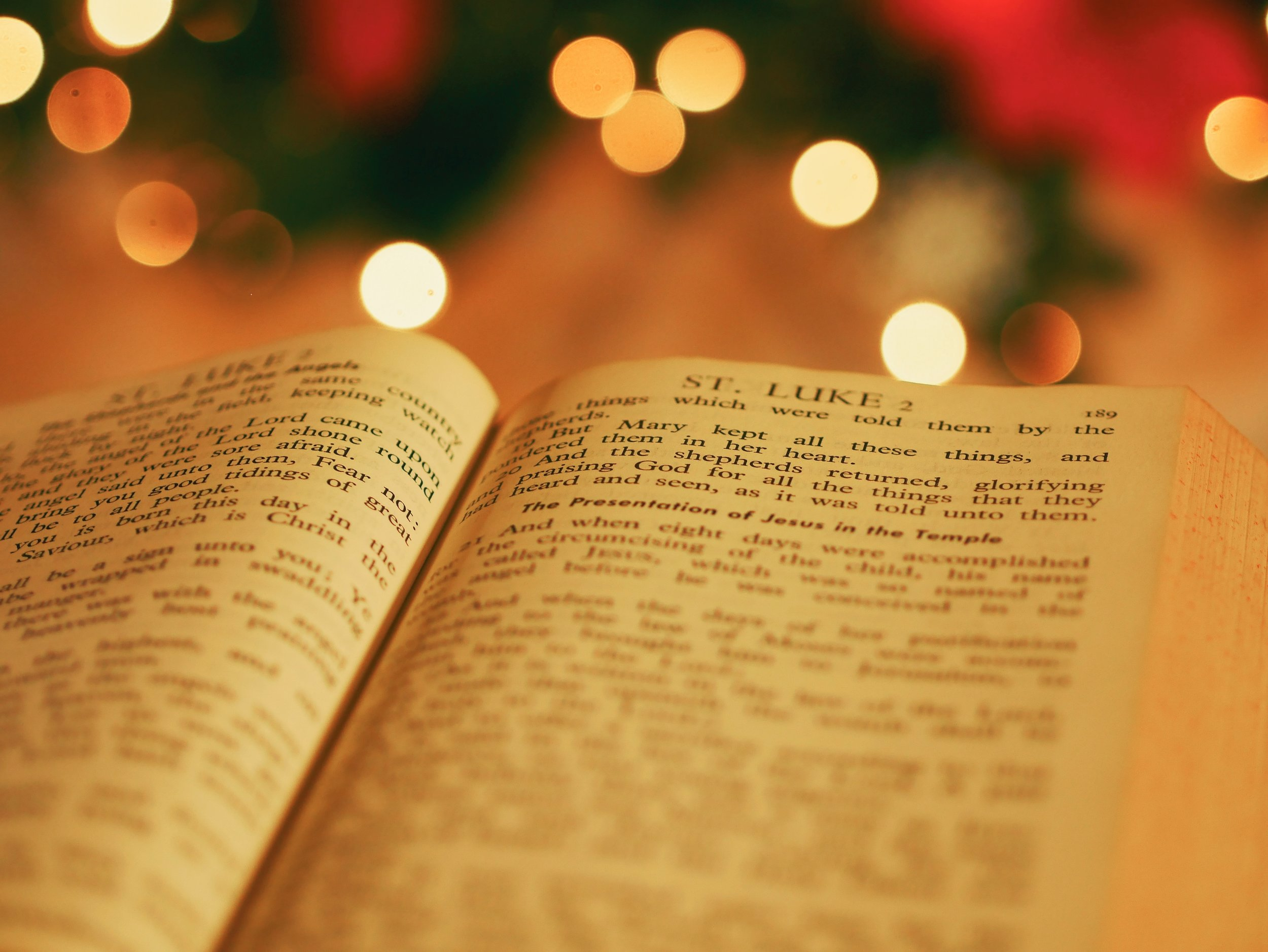 the bible region comes to light