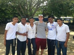 Brendan Reaney - Nicaragua