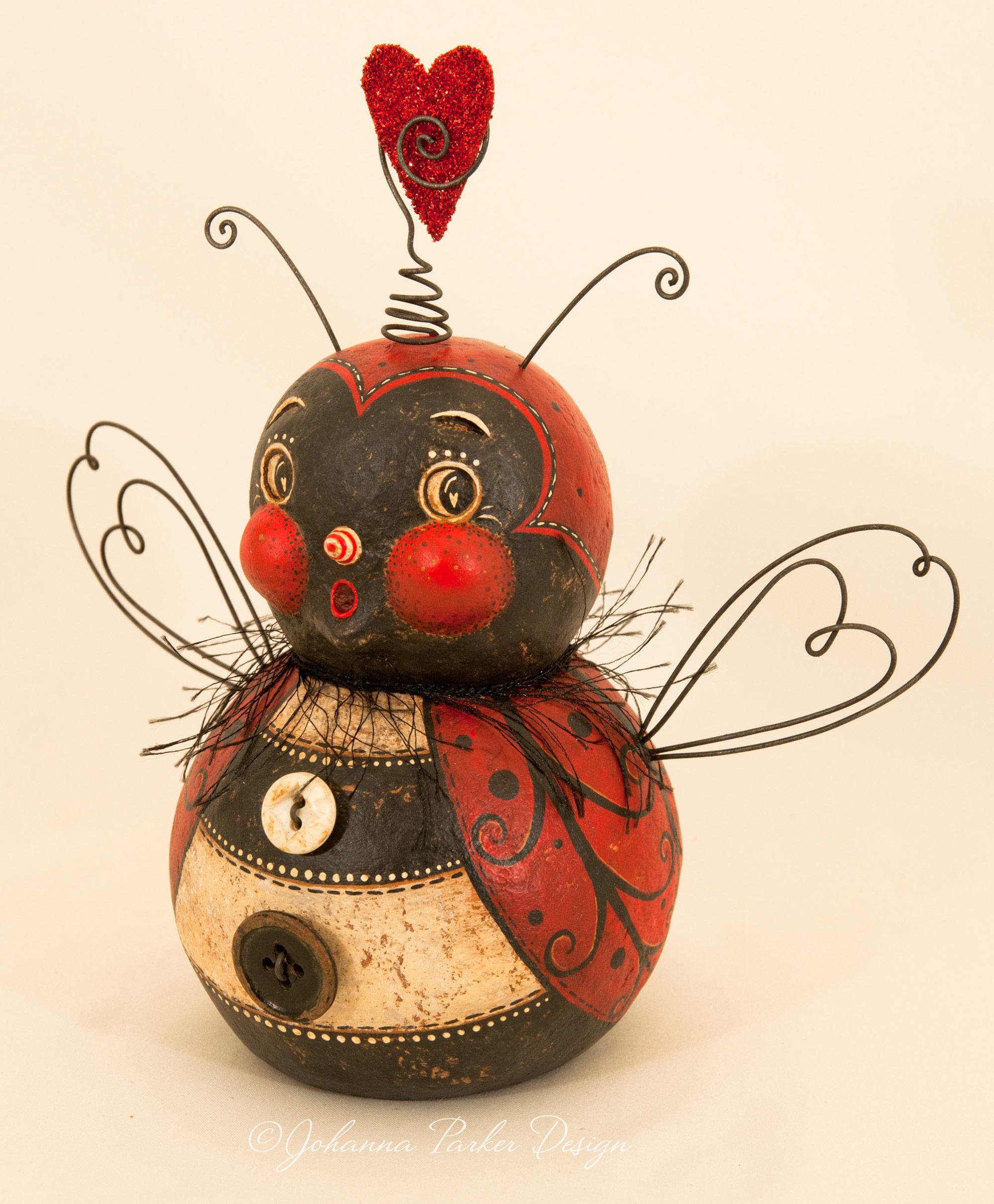 Black love bug