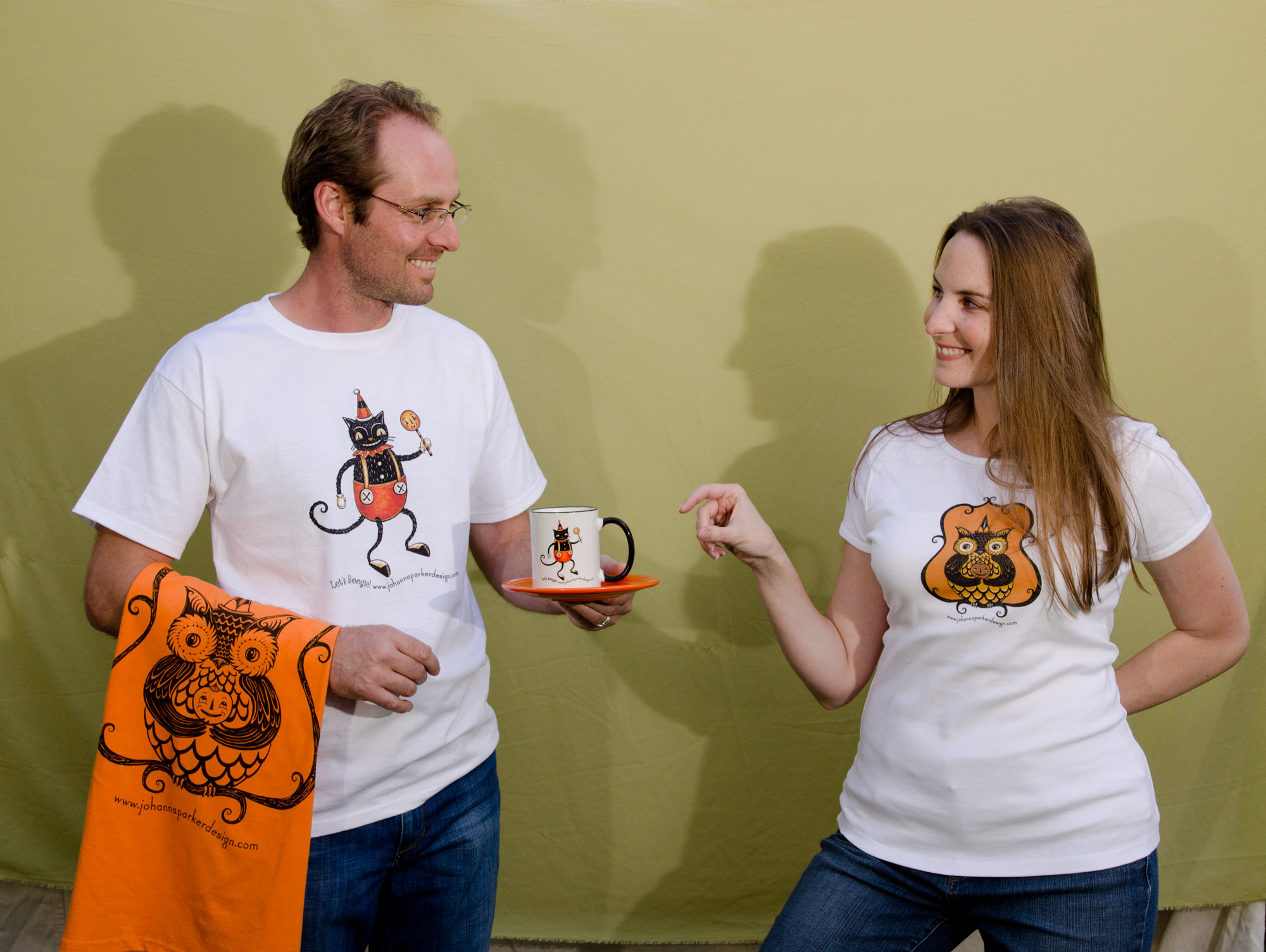 JP-d'Andrimont-&-Johanna-Parker-Halloween-t-shirts