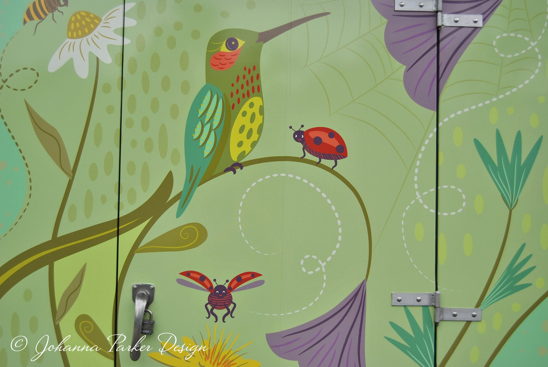 Ammons Hummingbirds & bugs RTD