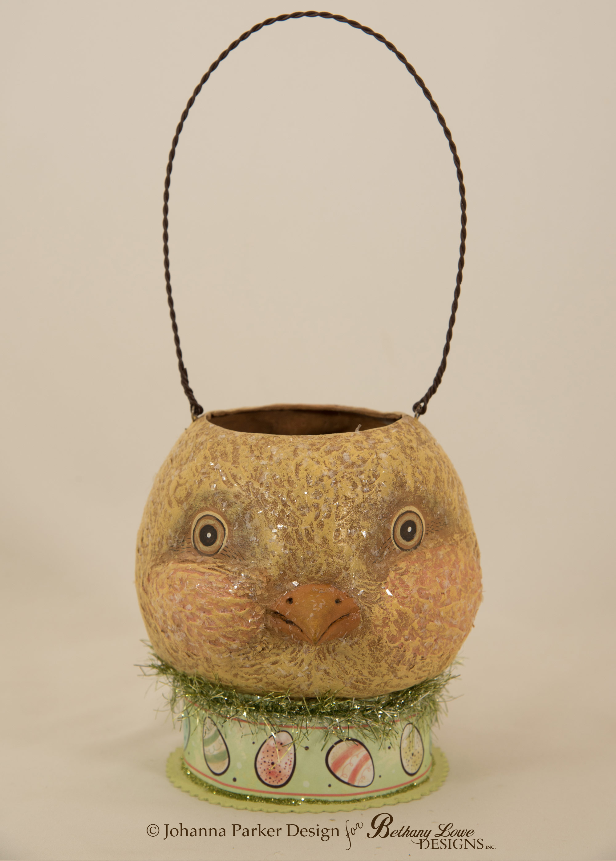 (F) Chick Spring Bucket
