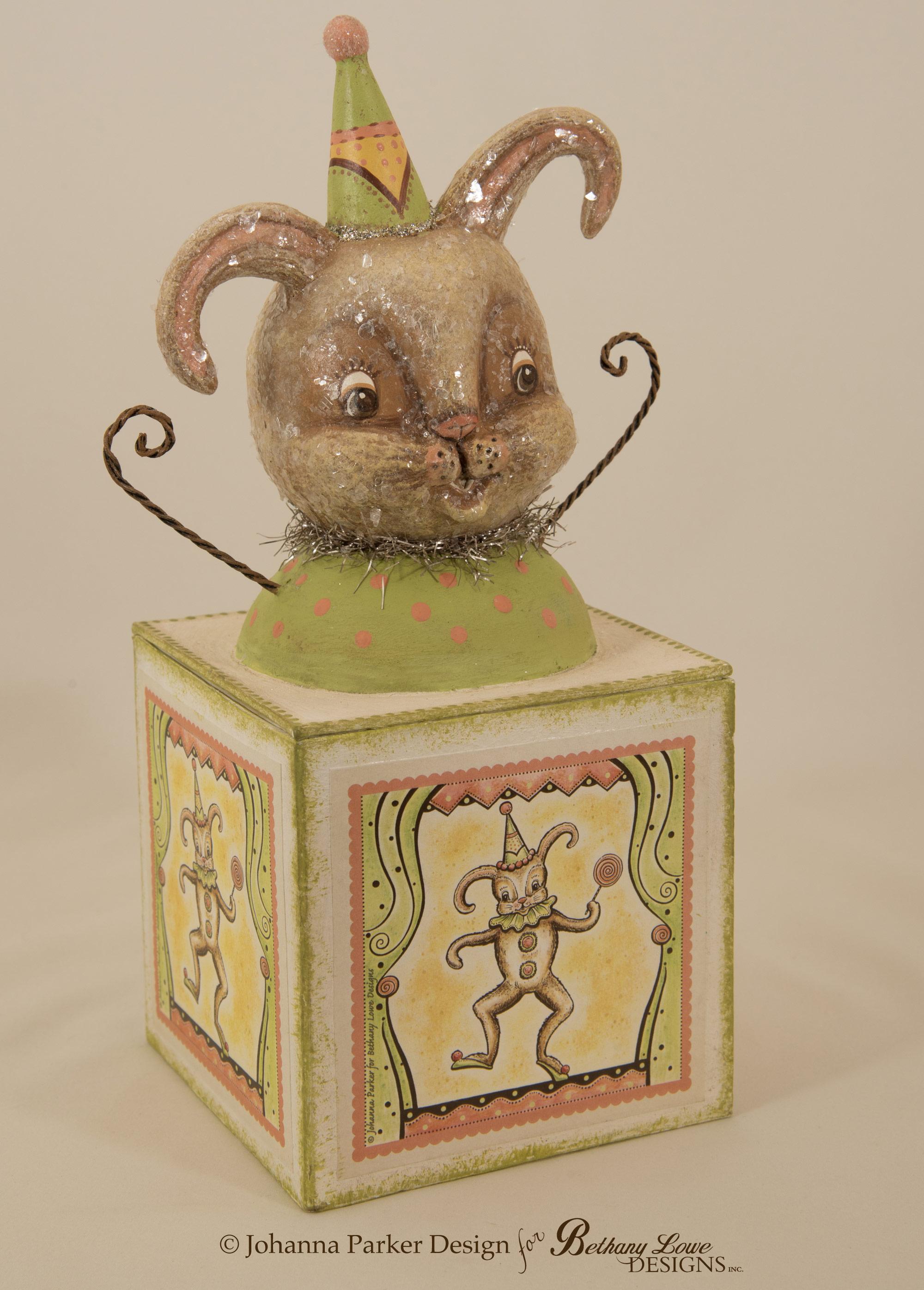 (I) Rabbit Box