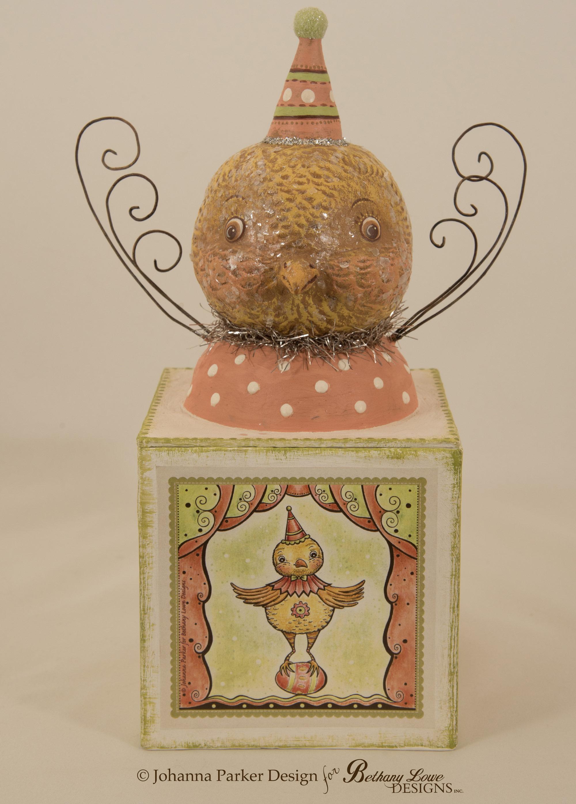 (J) Chick Box