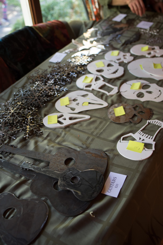 Skulls & Instruments