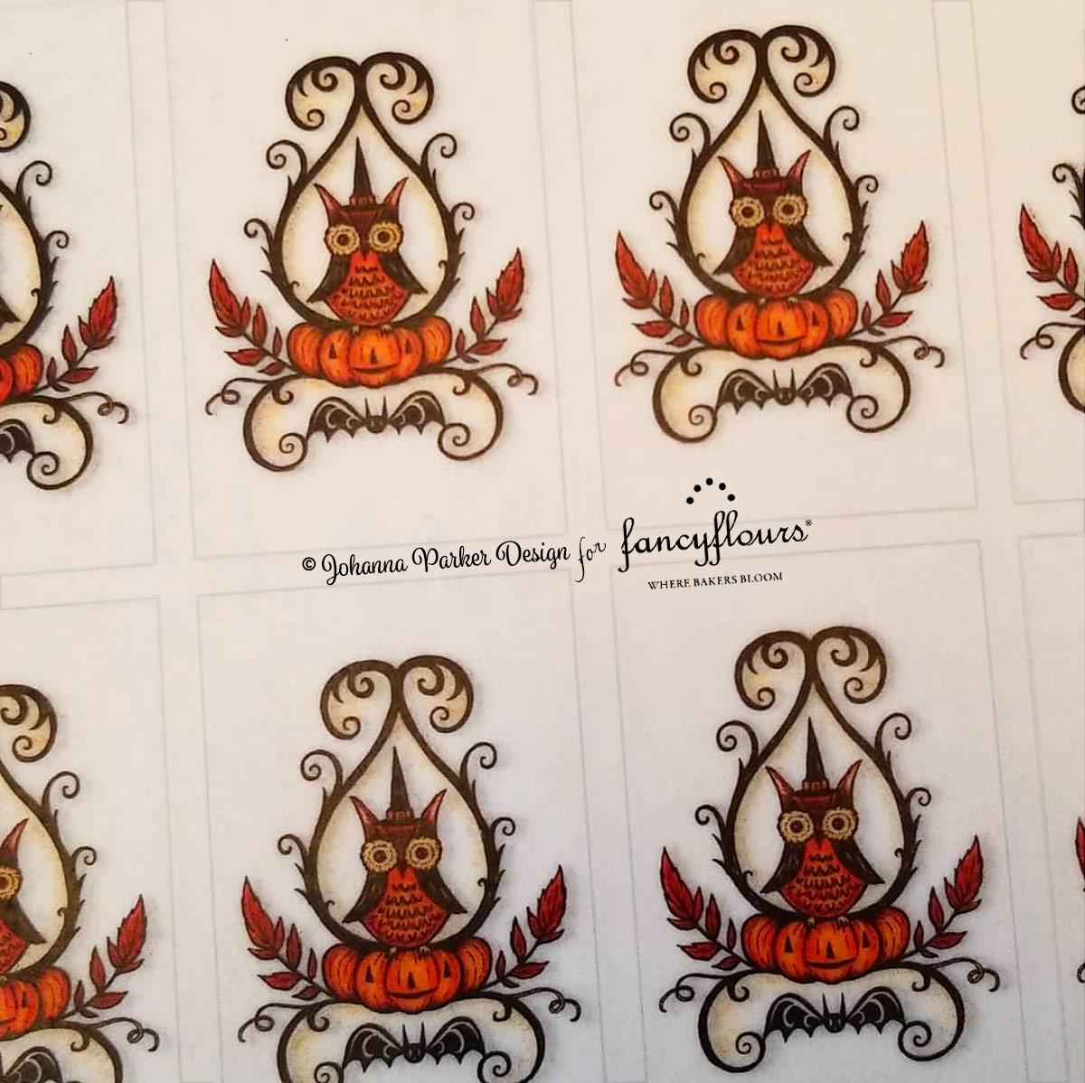 JPD Partners in Craft * Fancy Flours + Johanna Parker Design * Collaboration