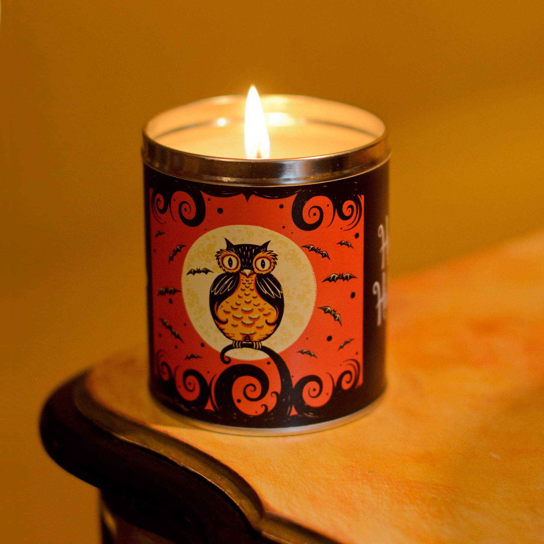 JPD Partners in Craft * Aunt Sadies Candles + Johanna Parker Design * Artist Collaboration