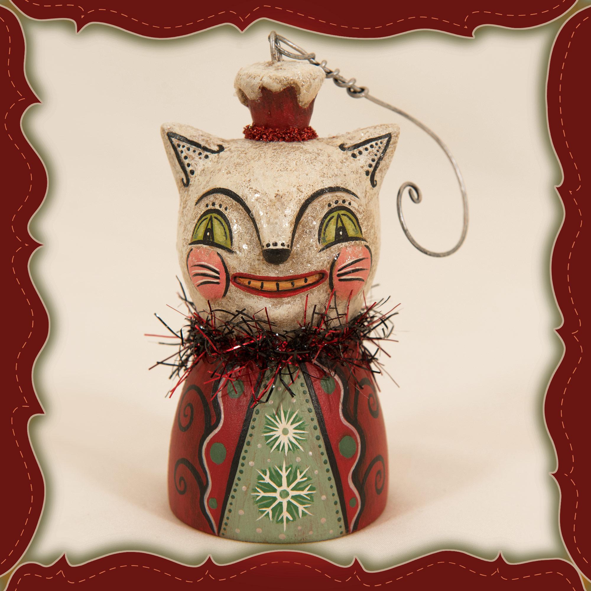 Johanna-Parker-Frosty-Grinning-Cat-Bell-Ornament-Frame-2.jpg