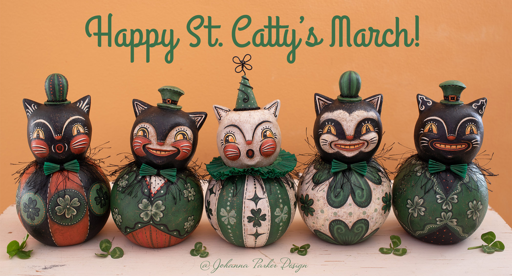 < BACK to the St. Catty's Collection