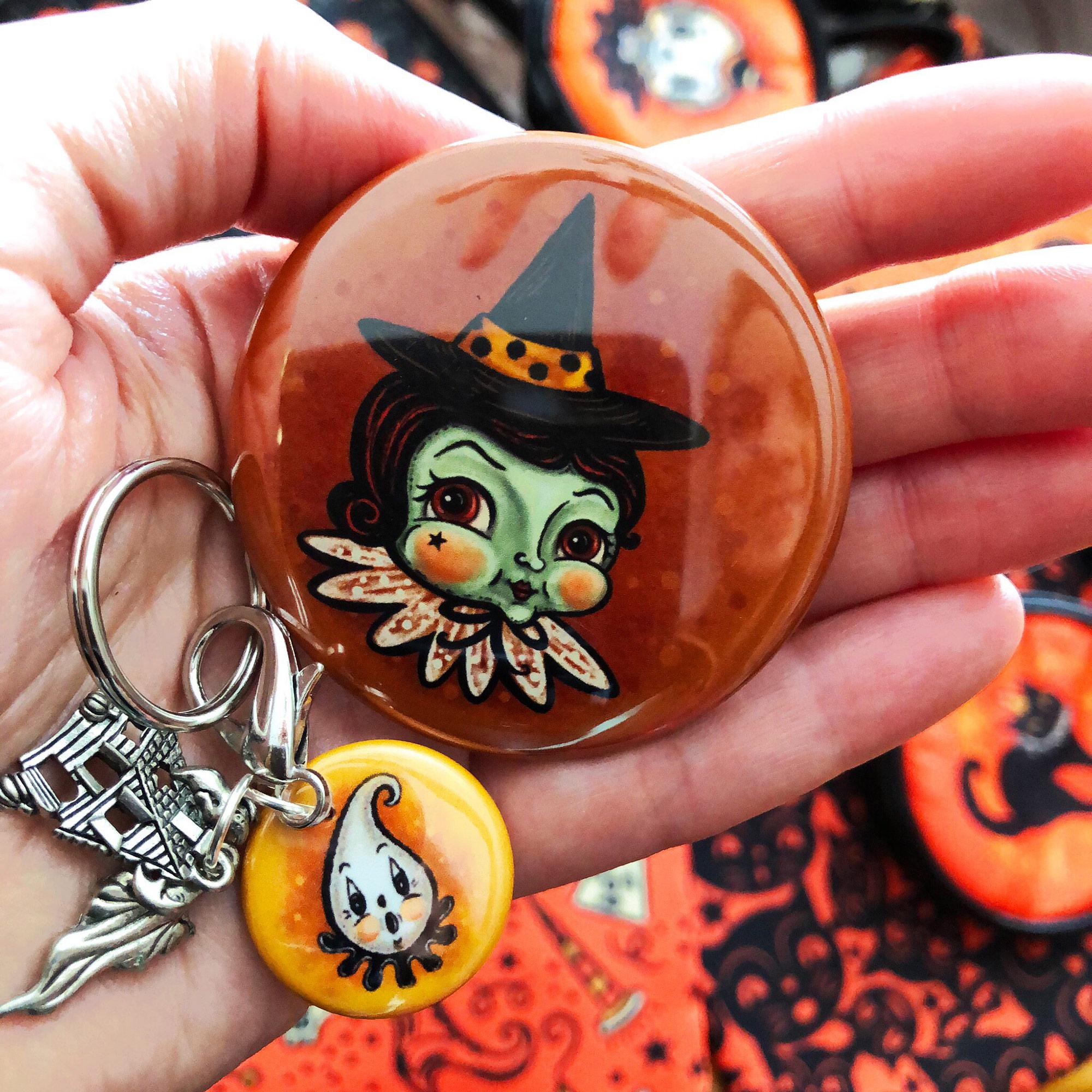 JPD Partners in Craft * Vintage Halloween Store + Johanna Parker Design * Artist Collaboration