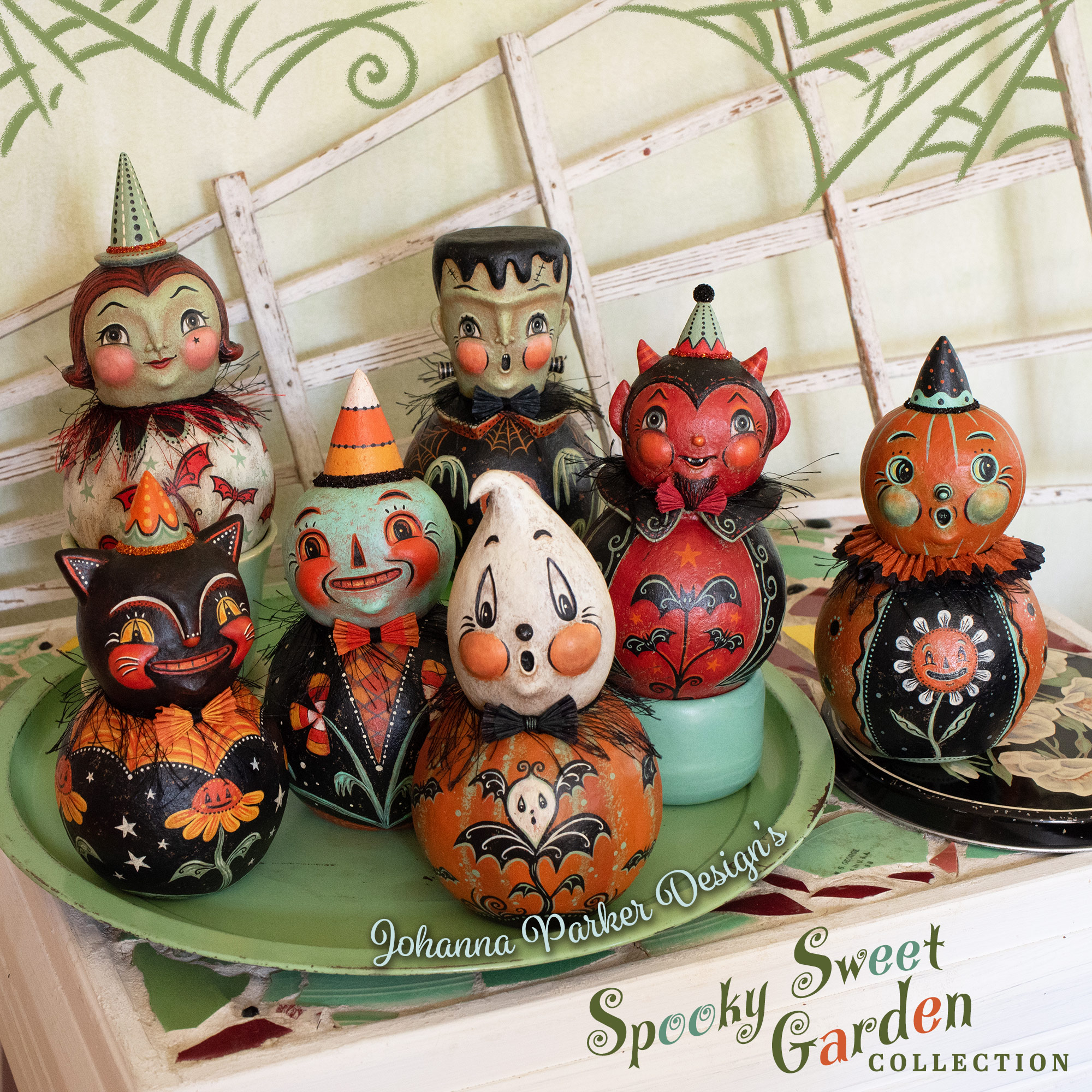 Johanna-Parker-folk-art-Spooky-Sweet-Garden-Collection-frame.jpg