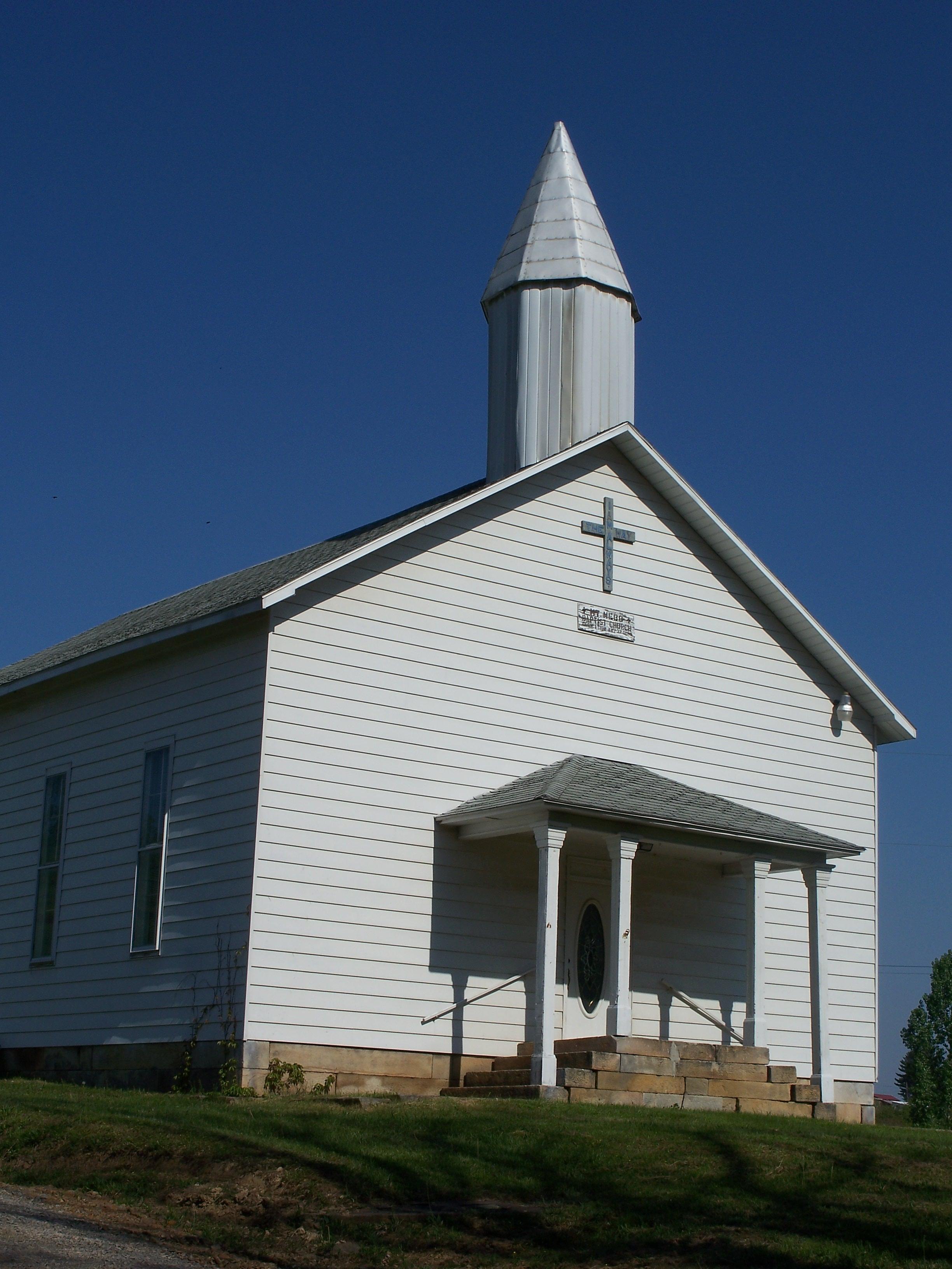 S1 Mt Nebo Baptist - By Doug Wood