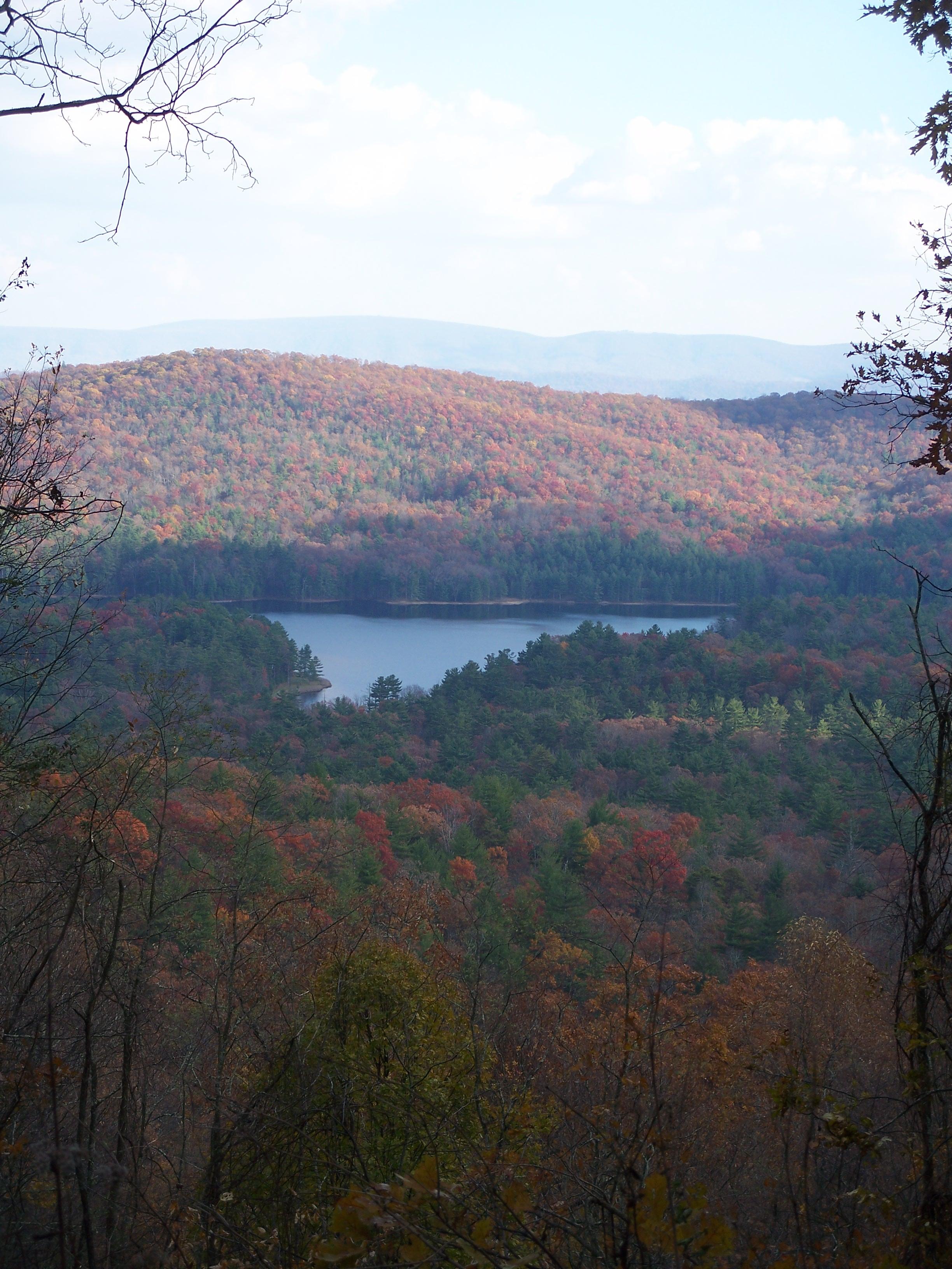 Lake Sherwood from ALT - By Doug Wood