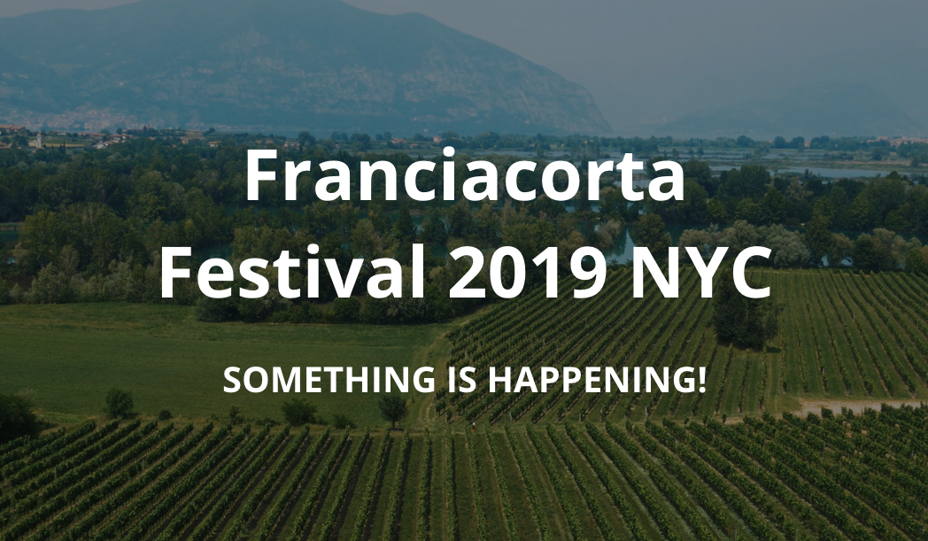 Franciacorta Festival NYC 2019: June 5th at The Redbury, 29 East 29th Street