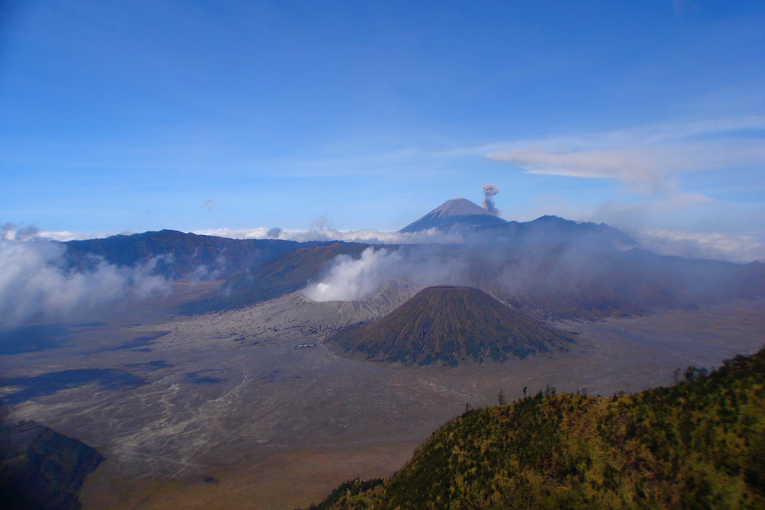 Indonesia 2008 - Volcanological Fieldtrip