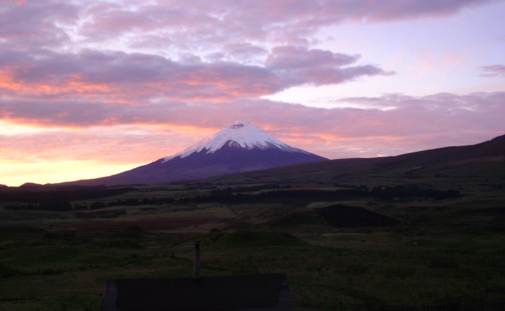 Ecuador 2010 - Volcano Trekking