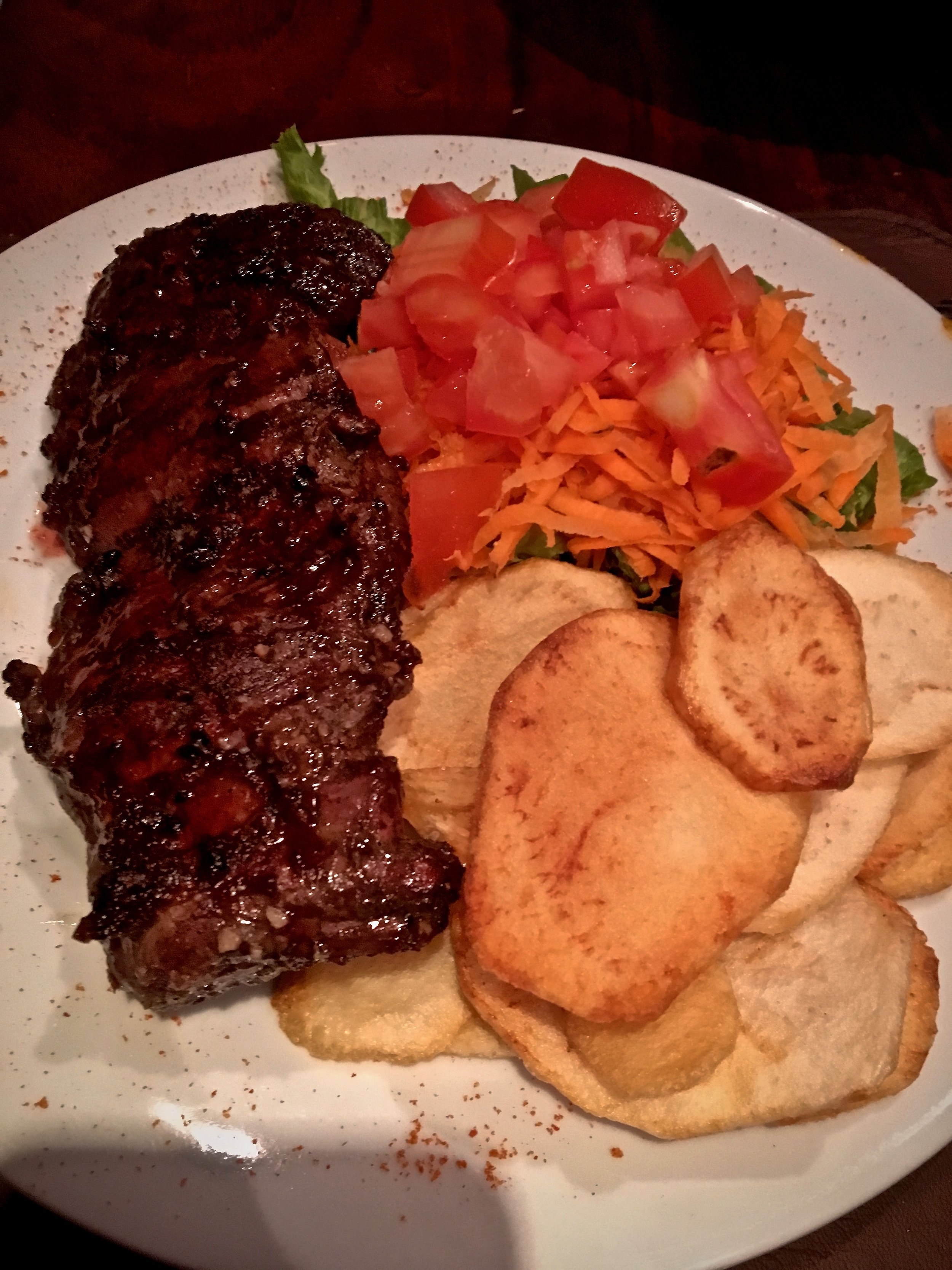 Patagonia - Skirt Steak (awaiting a chimichurri bath!)