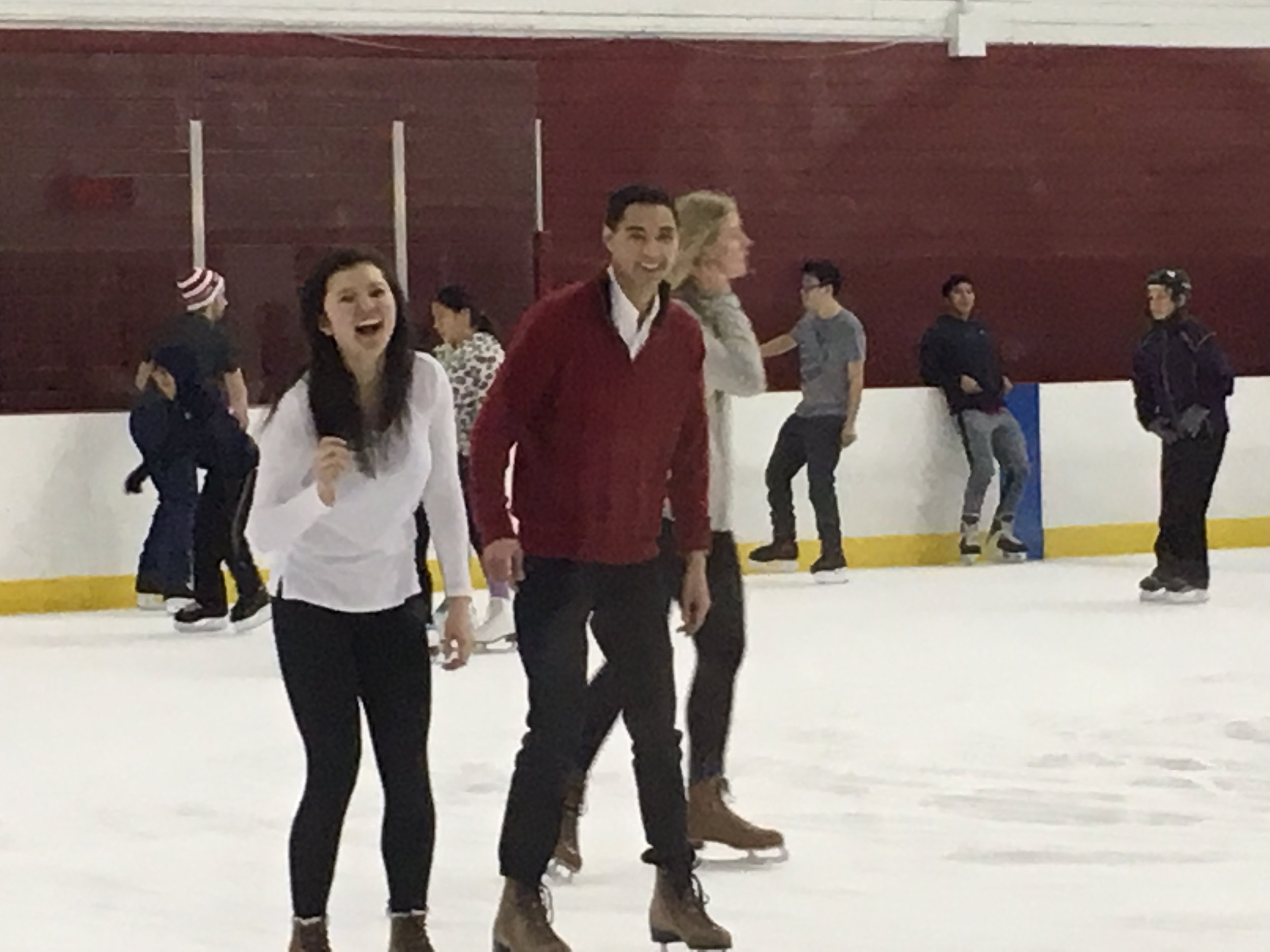 Who says ice can't be fun!