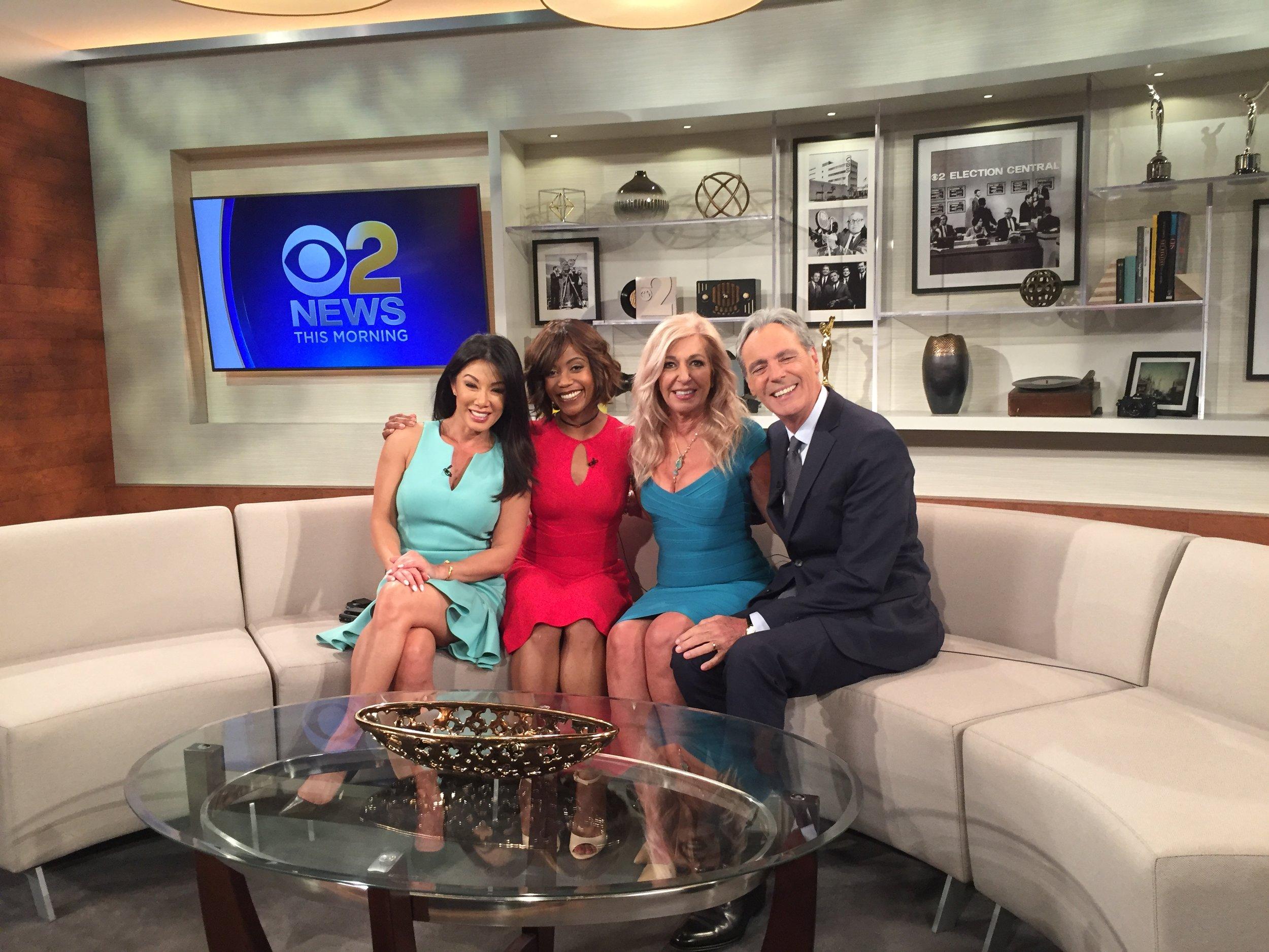 Hot Bench Judges on KCBS-TV