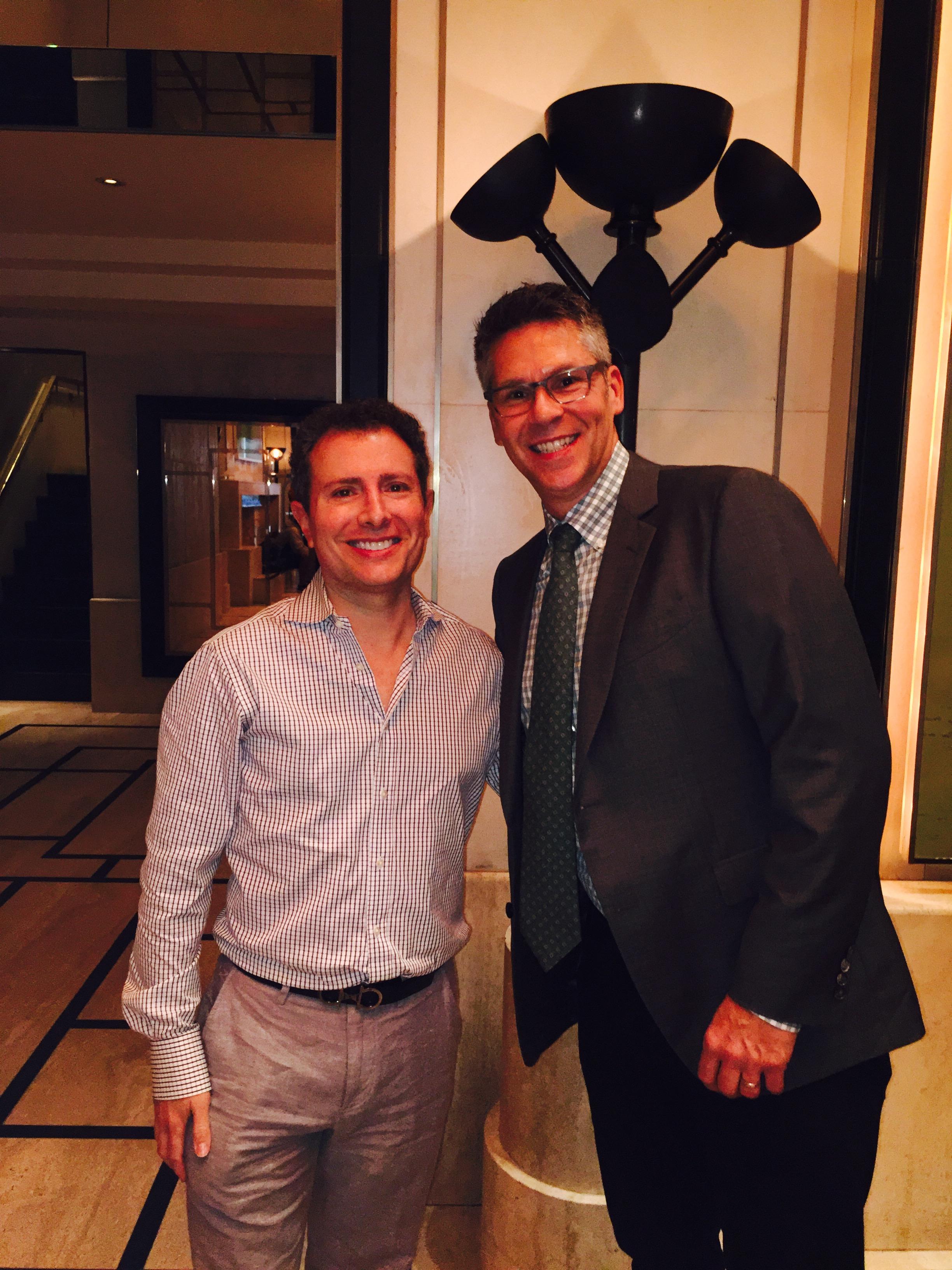With John Henson