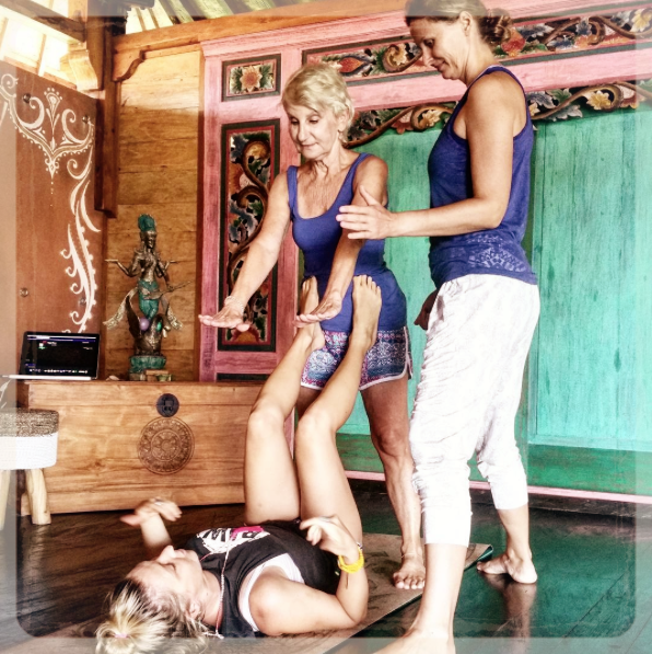 Yoga Searcher Resort, Bali, November 2016