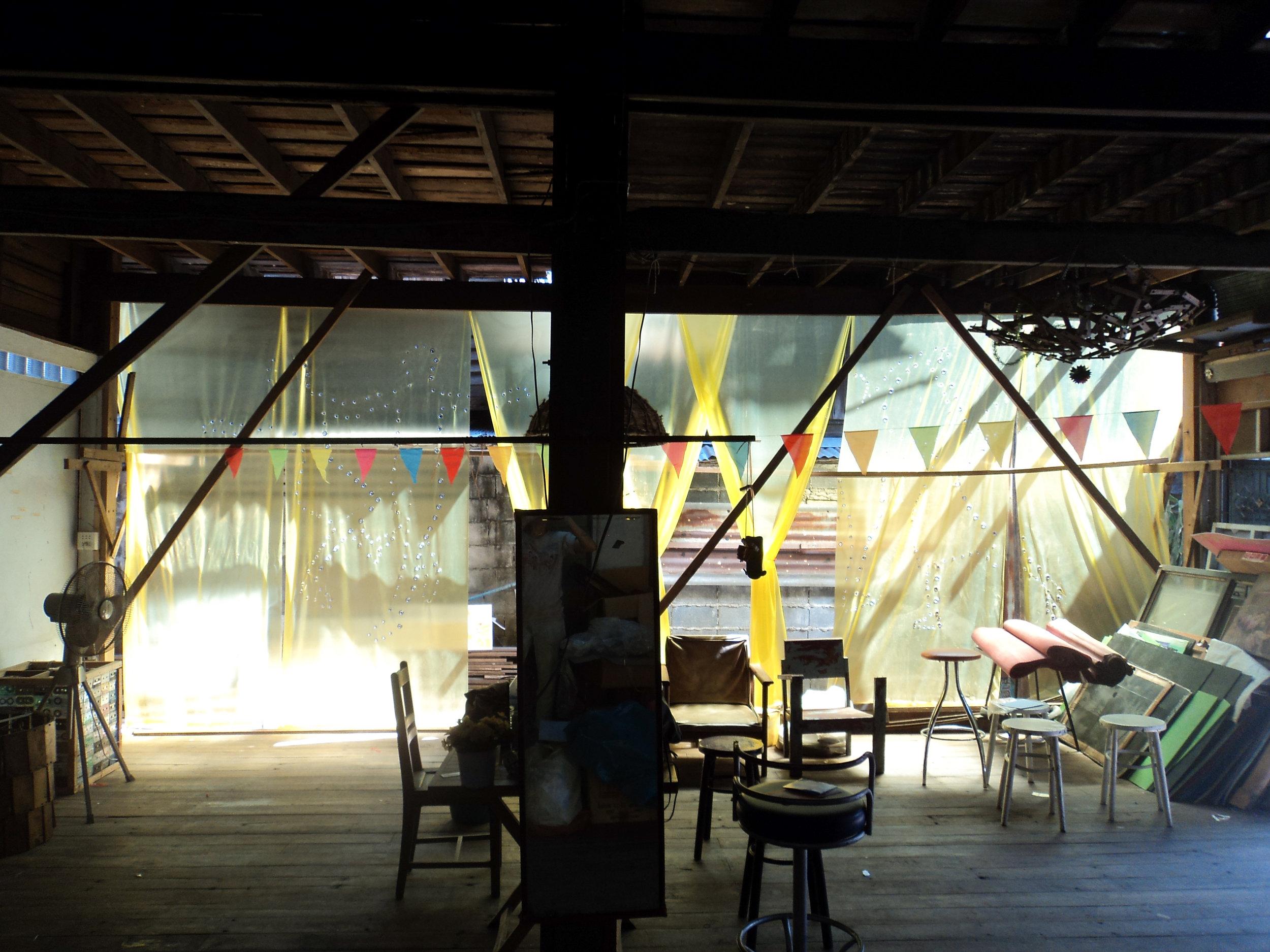 Dancing House: Renovating a community space in Nang Lerng, Bangkok