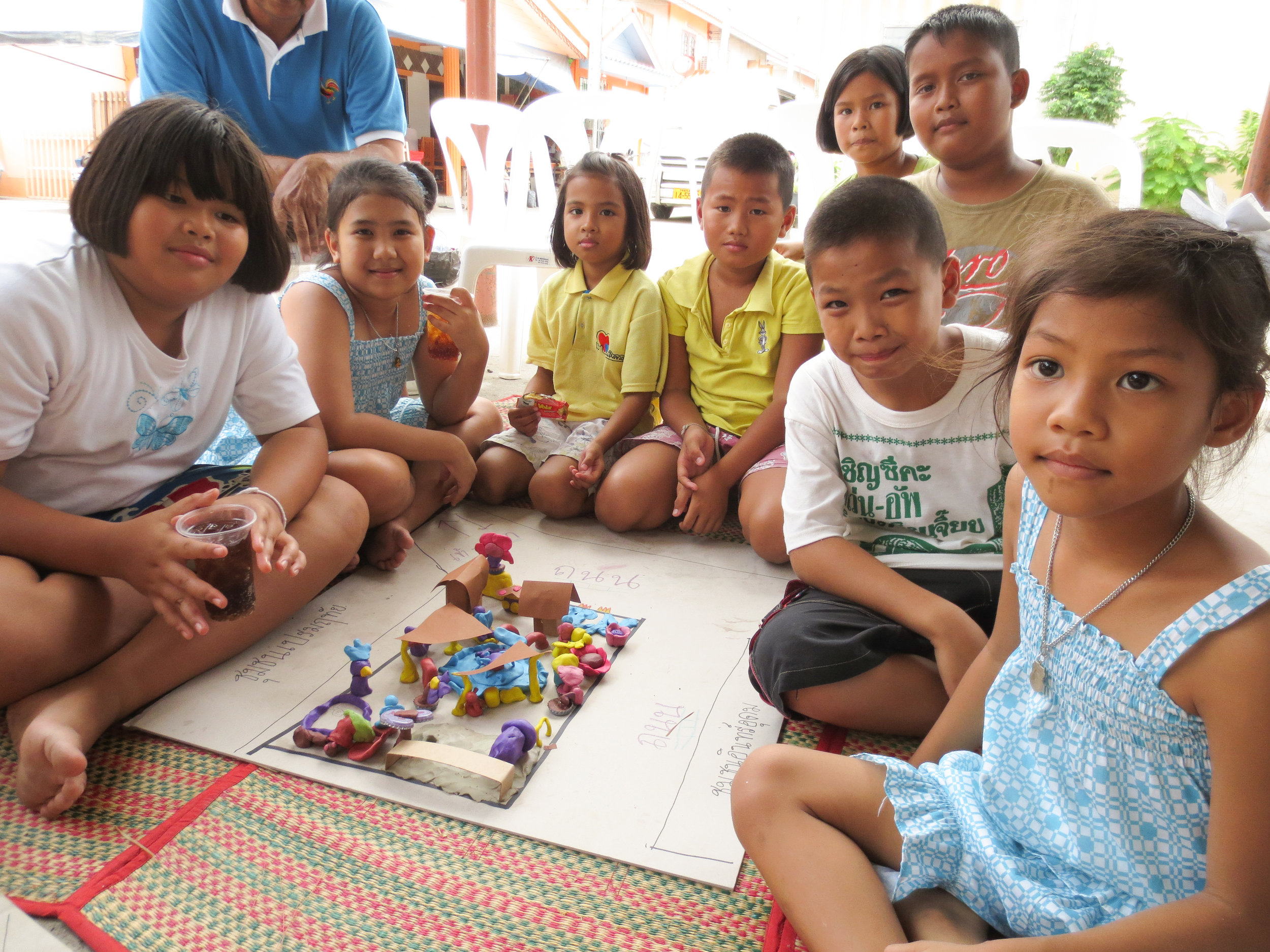 Including children in participatory design projects