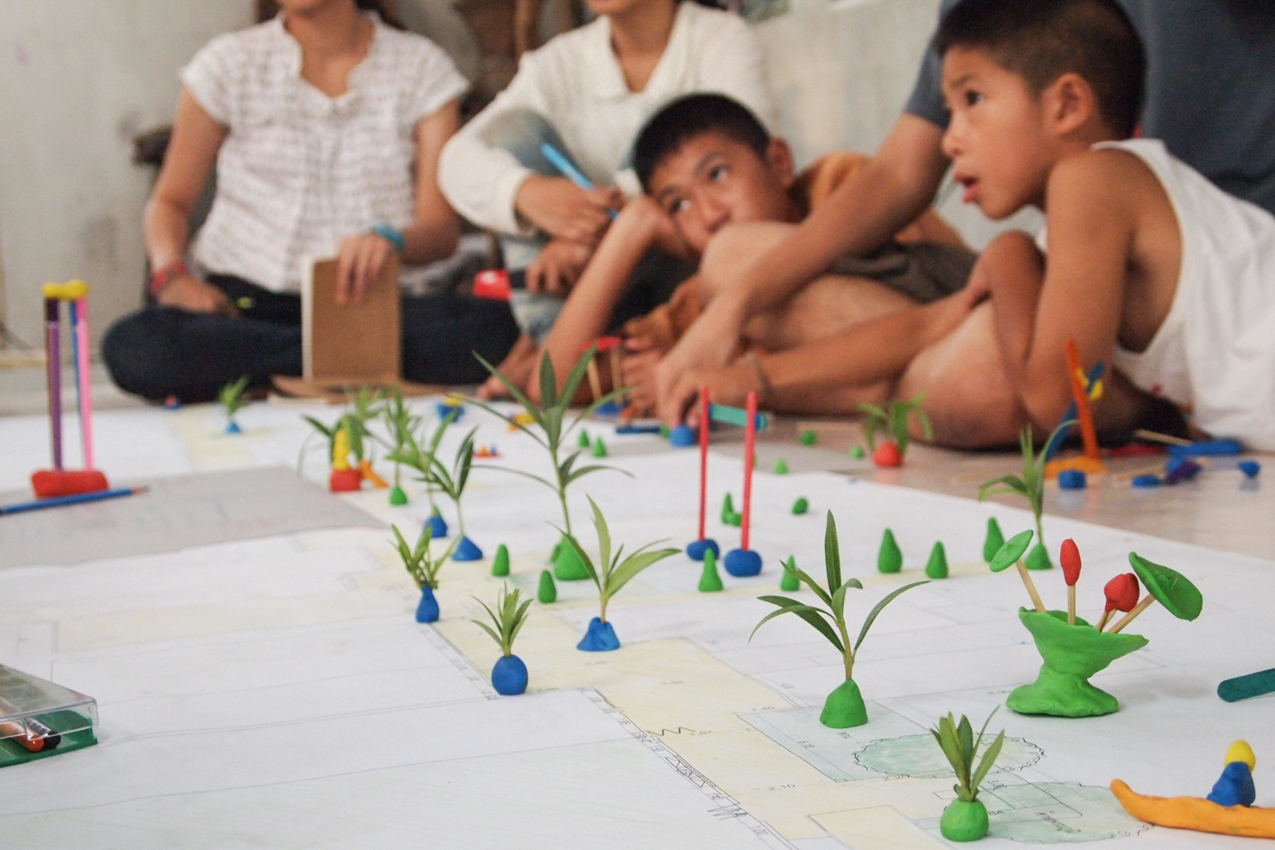 Openspace is a collective of architects, researchers and development practitioners, specialising in working with communities through participatory processes.      Learn more  Tar-Saeng Studio