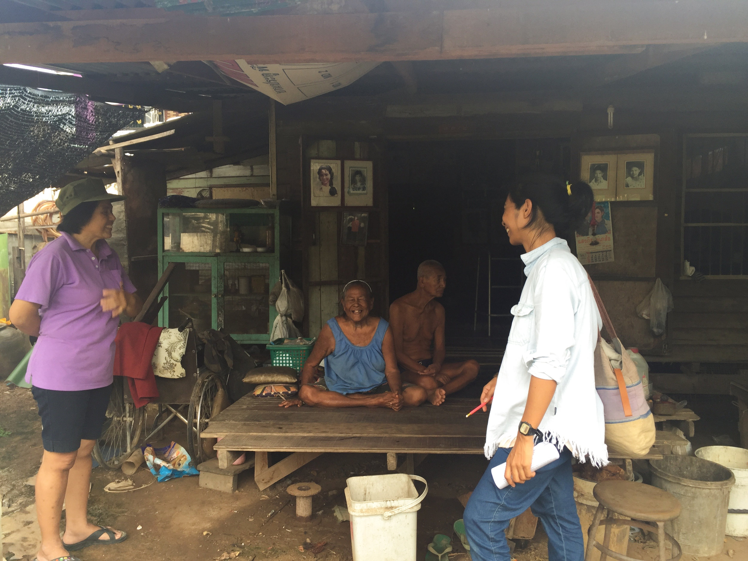 Leave No One Behind:  Community-driven urban development in Thailand