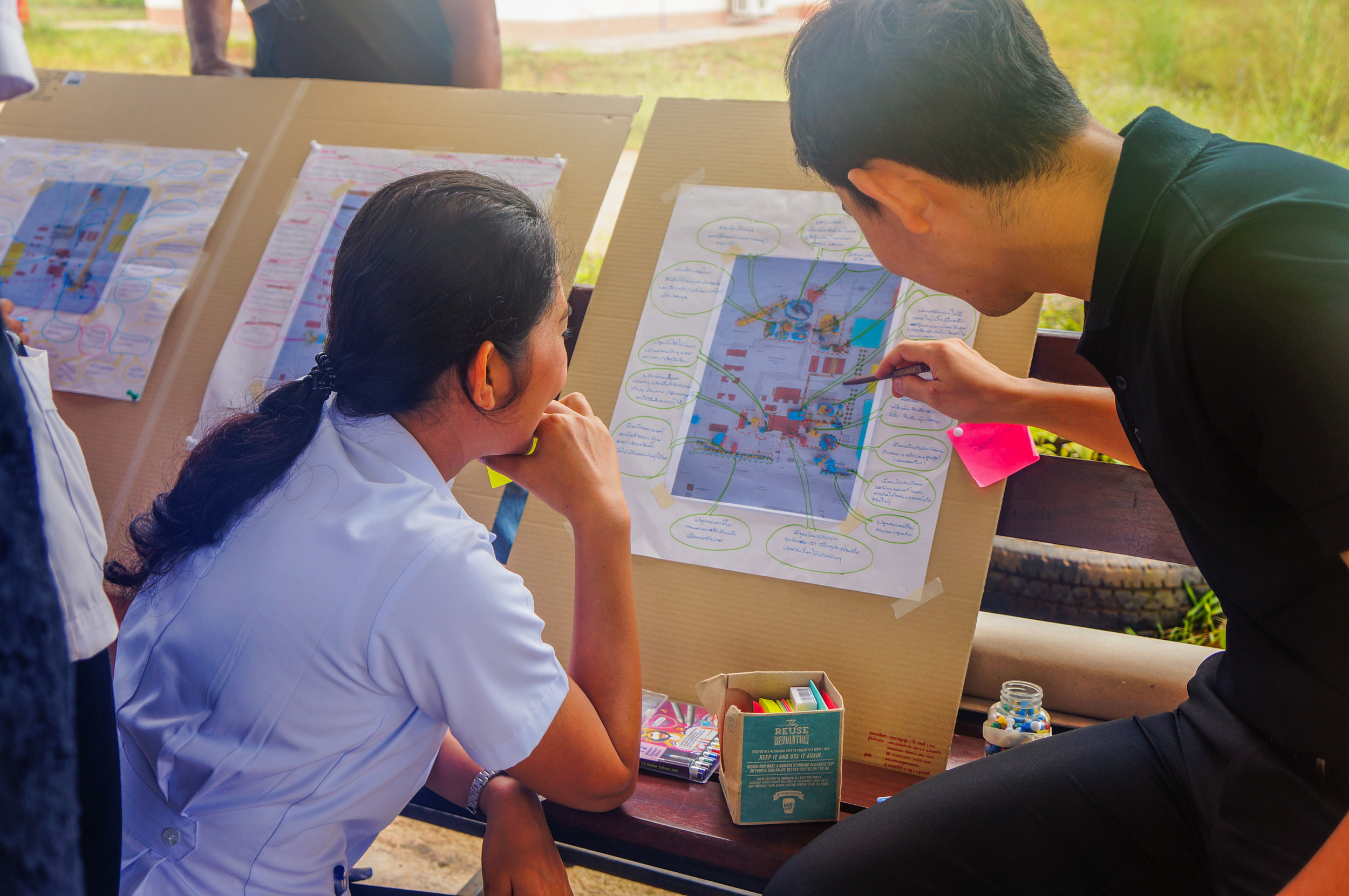 King's Hospitals project: Using a participatory process to renovate community hospitals with Universal Design in Thailand