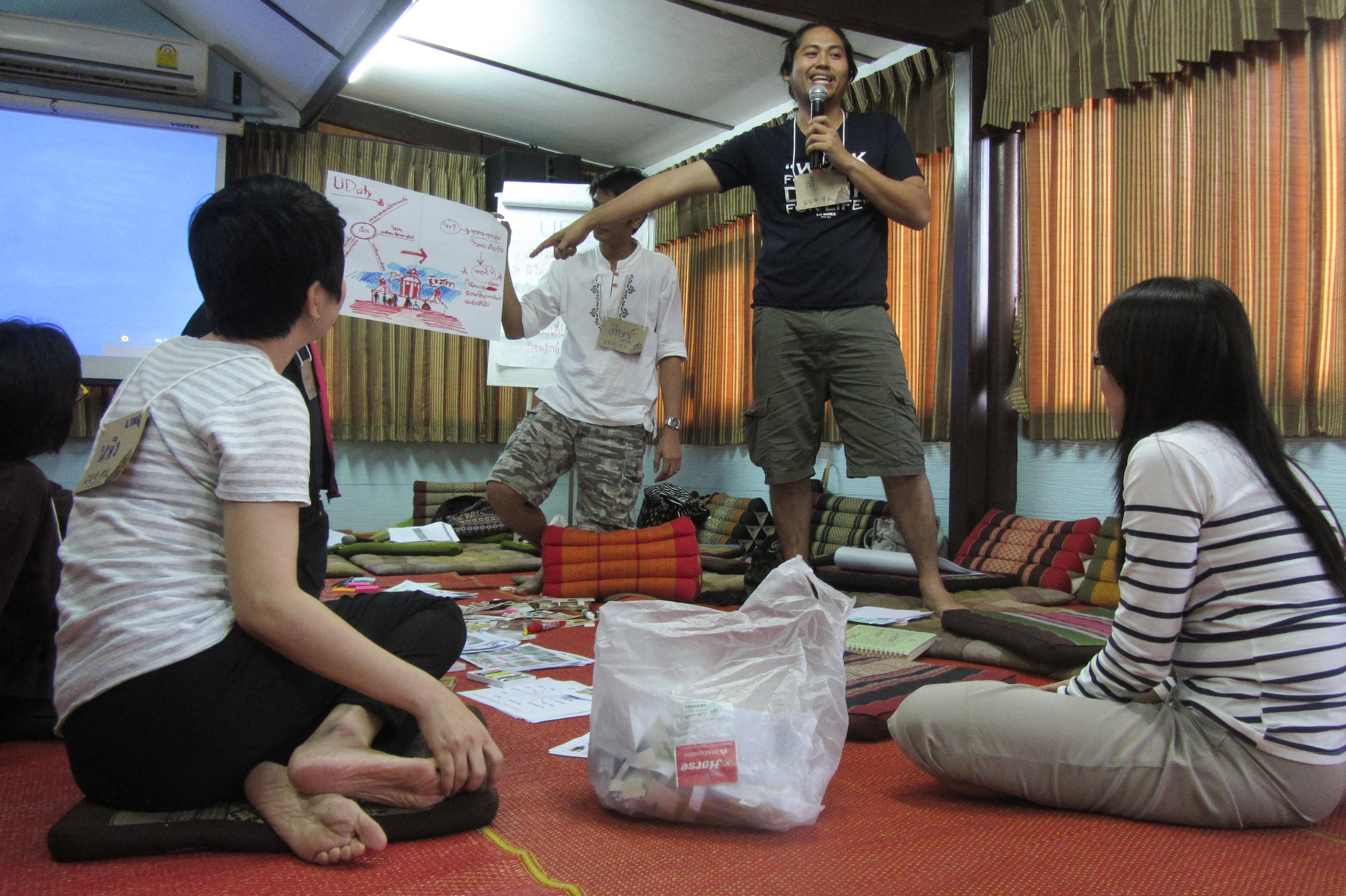 Universal Design workshop: Creating a Universal Design community in Thailand