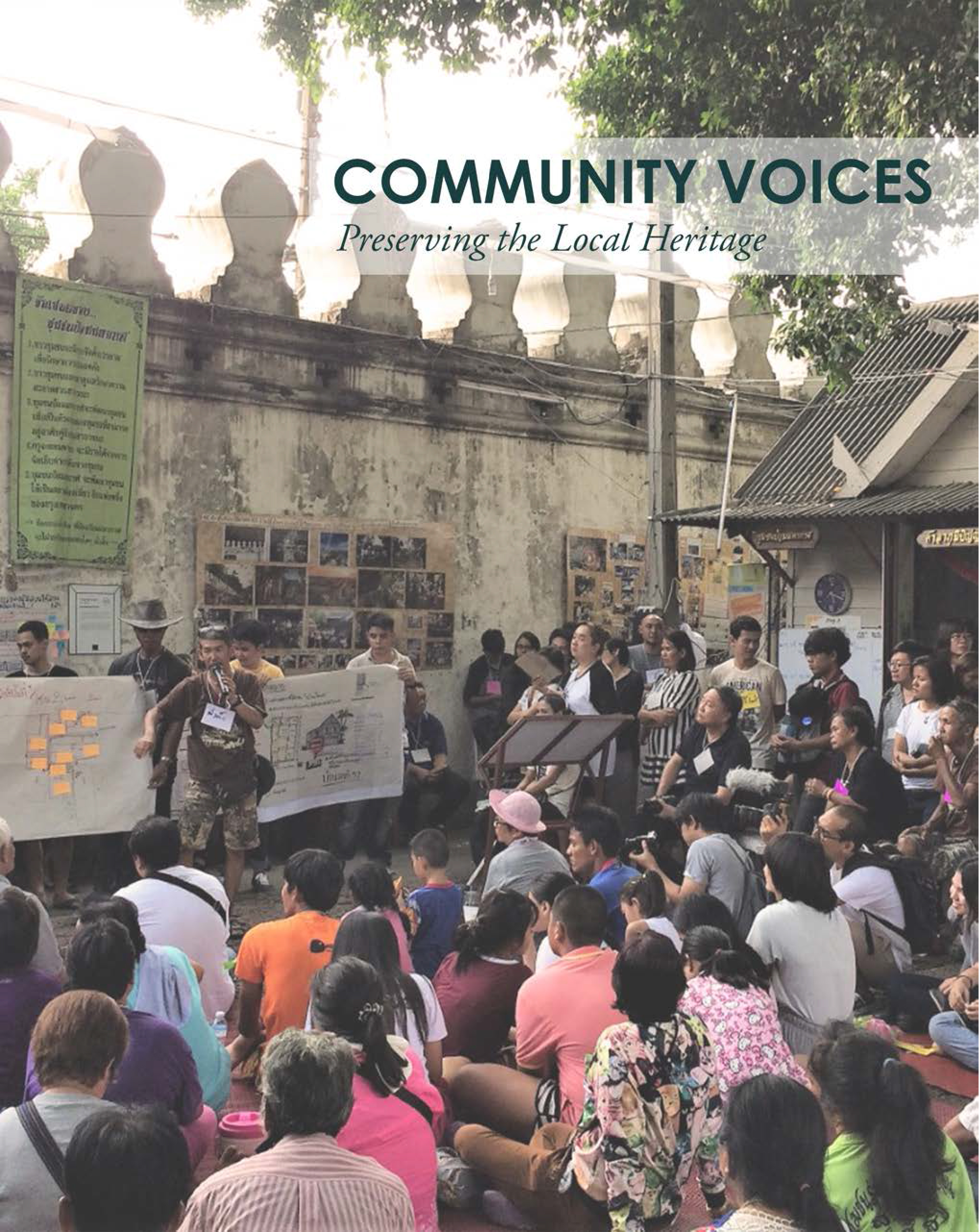 Community at the Heart of Cultural Heritage Management in CAN's  Community Voices: Preserving the Local Heritage
