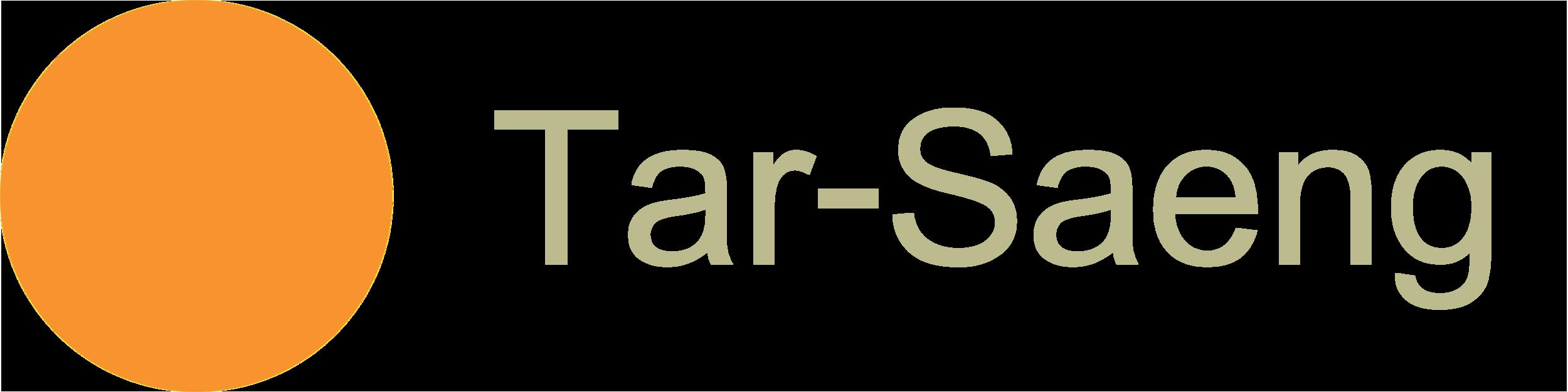 Logo Tar-Saeng Studio
