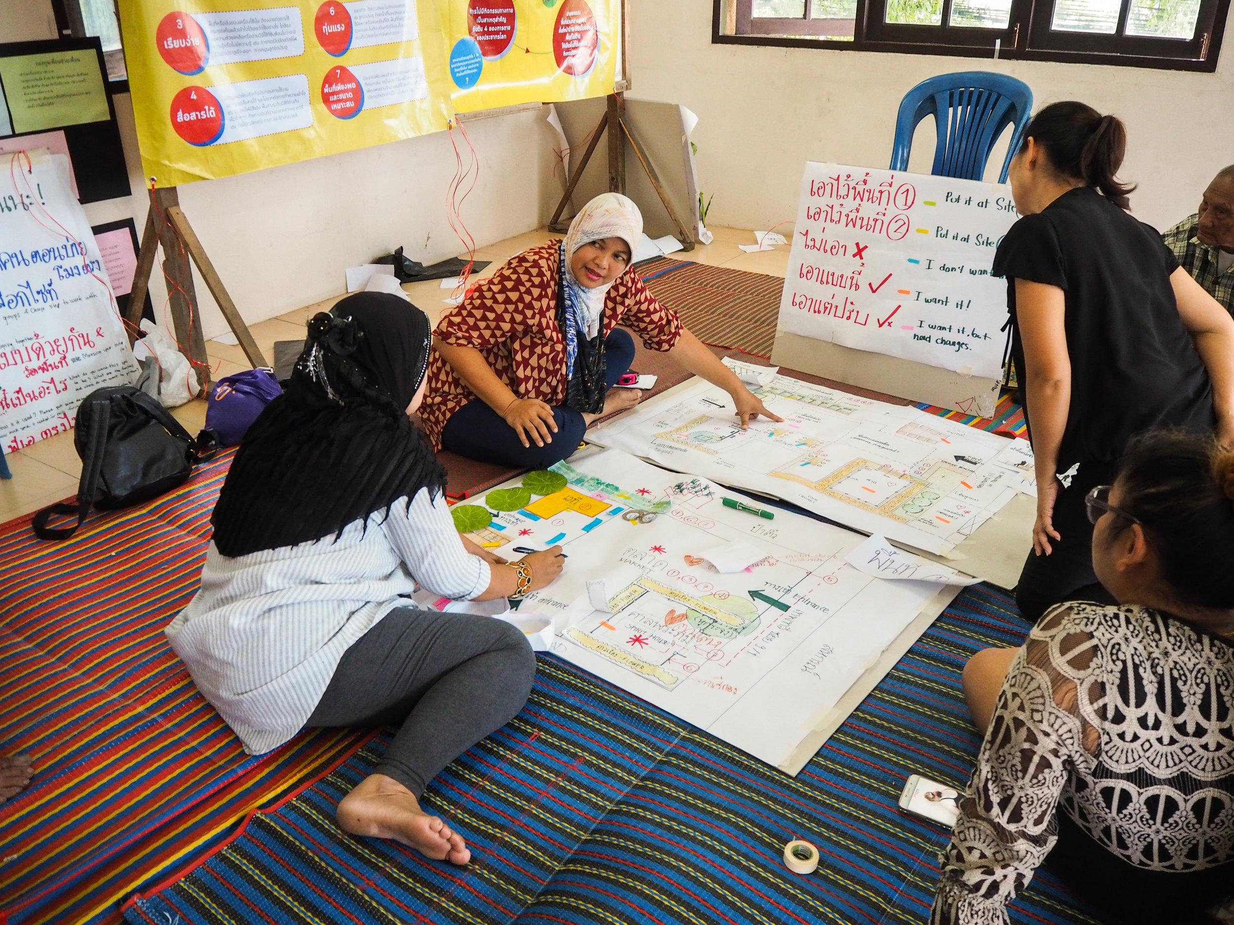 Physical Activity Workshop KU University in Bangkok: community participation