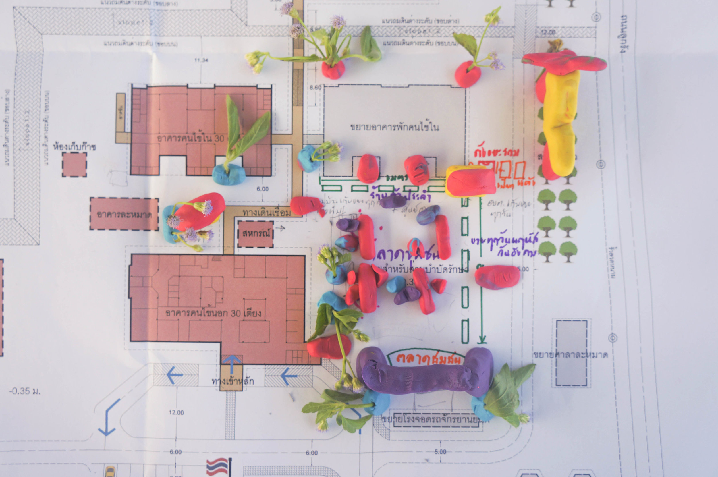King's Hospitals project: Using a participatory process to renovate the Yi-ngo community hospital with Universal Design in Thailand