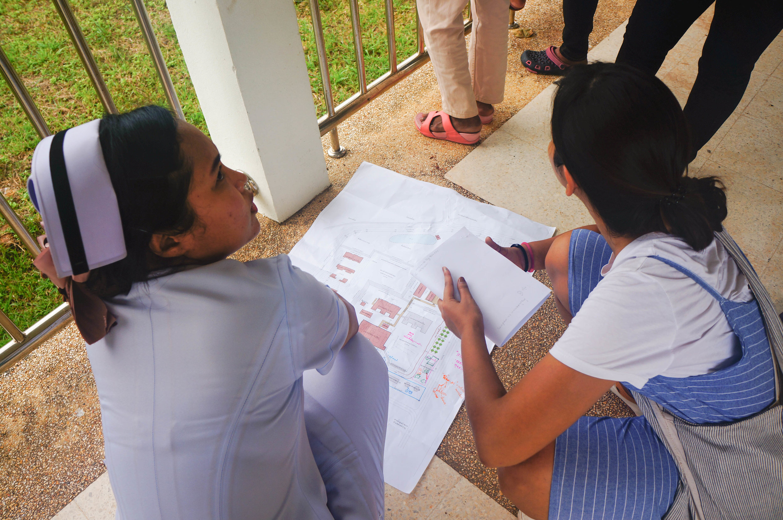 King's Hospitals project: Using a participatory process to renovate the Had Samran community hospital with Universal Design in Thailand