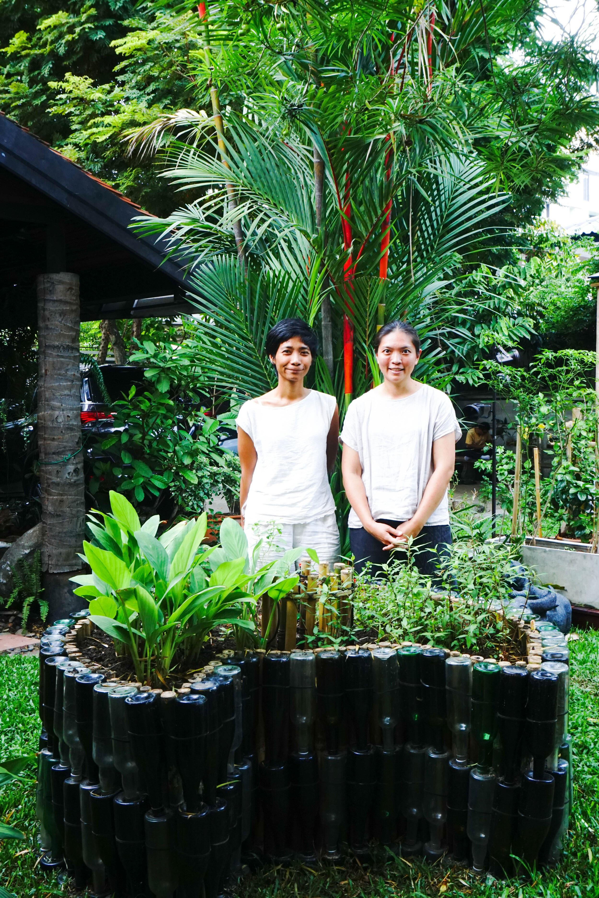 Bo.lan Edible Garden: Ploy Yamtree (Openspace) with Chef Duangporn Songvisava (Bo)