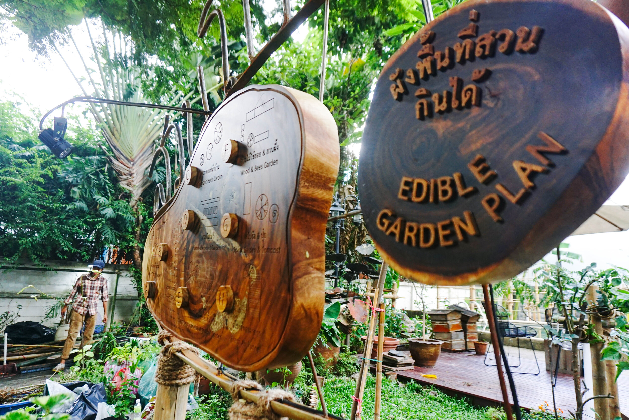 Openspace: Bo.lan edible garden plan